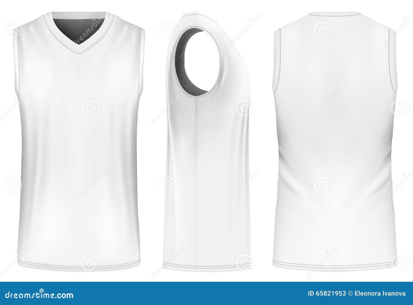 Vector Basketball Tank Top. Stock Vector - Illustration of basketball, sleeveless: 65821953