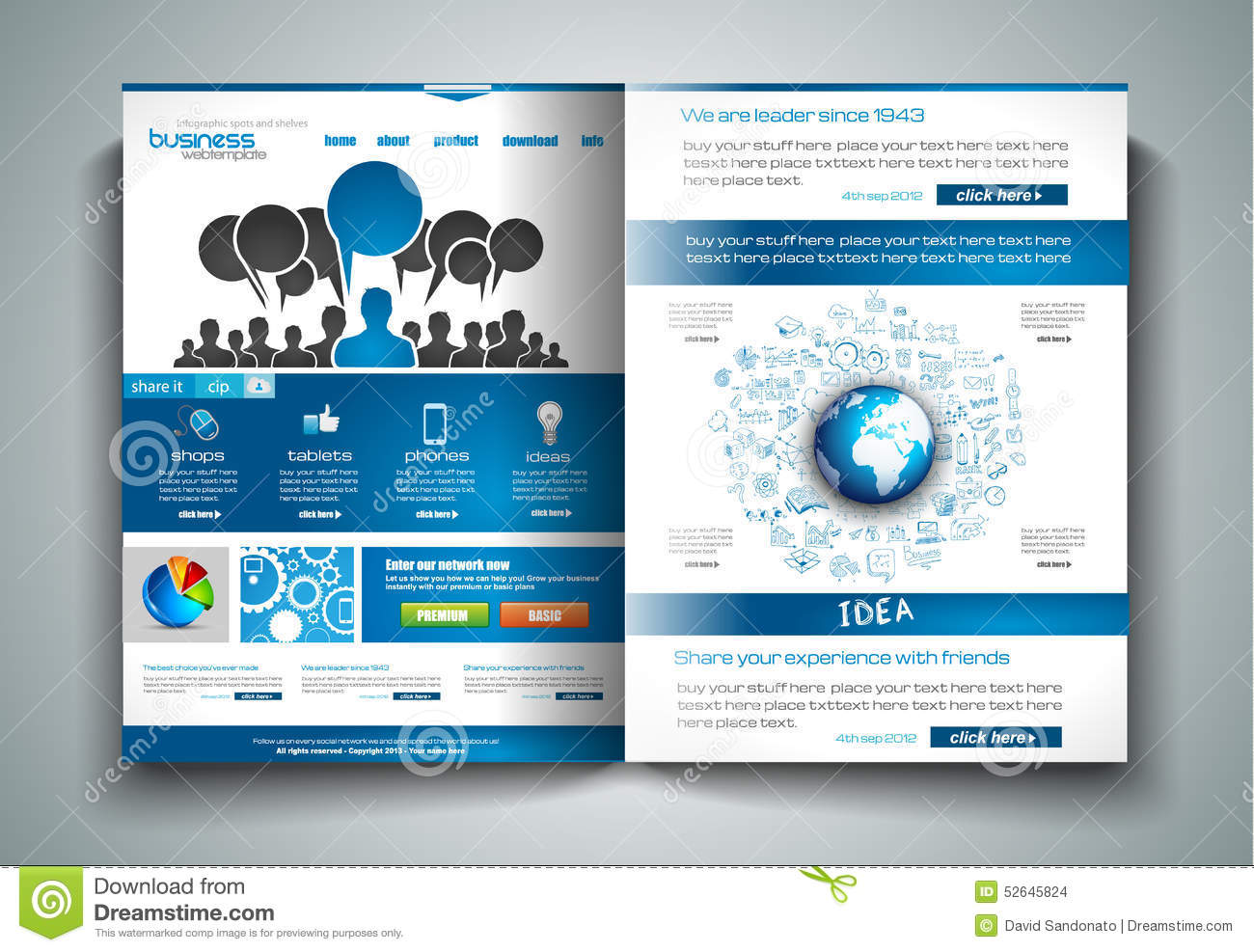 Product Brochure Design Template Www Imgkid Com The