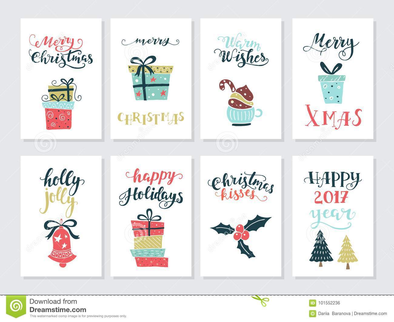 christmas greetings cards - Christmas Phrases For Cards