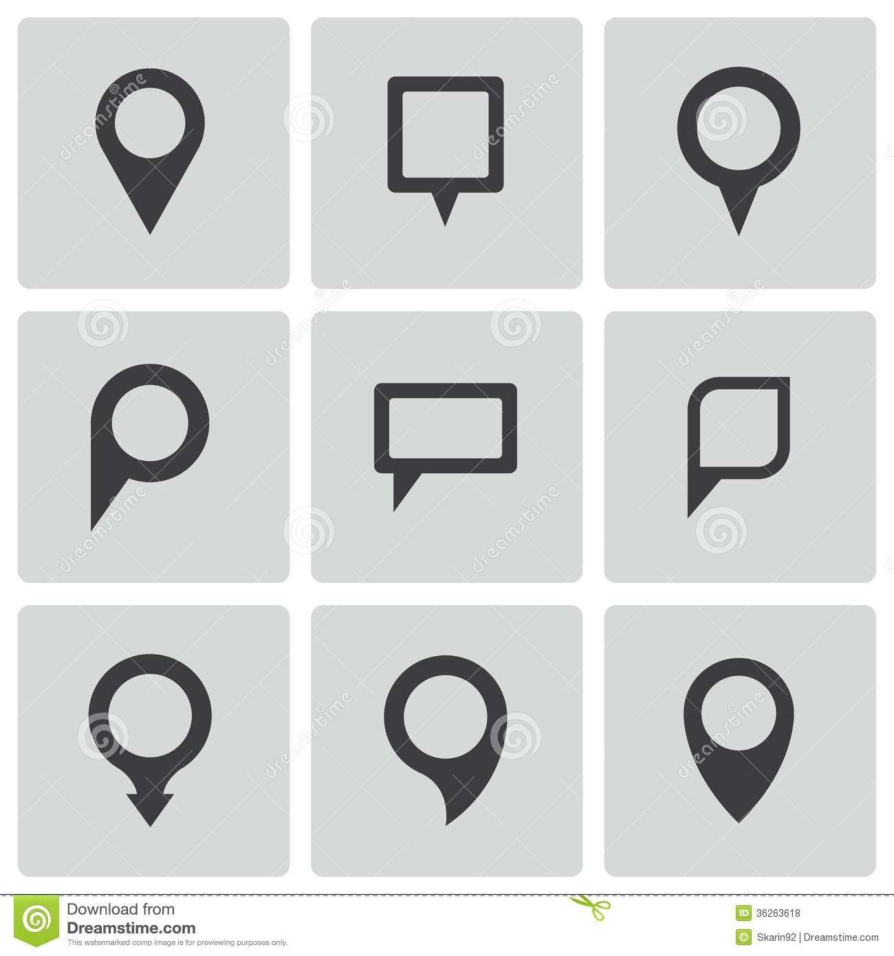 vector black map pointer icons set royalty free stock winding road clipart free winding road clipart free