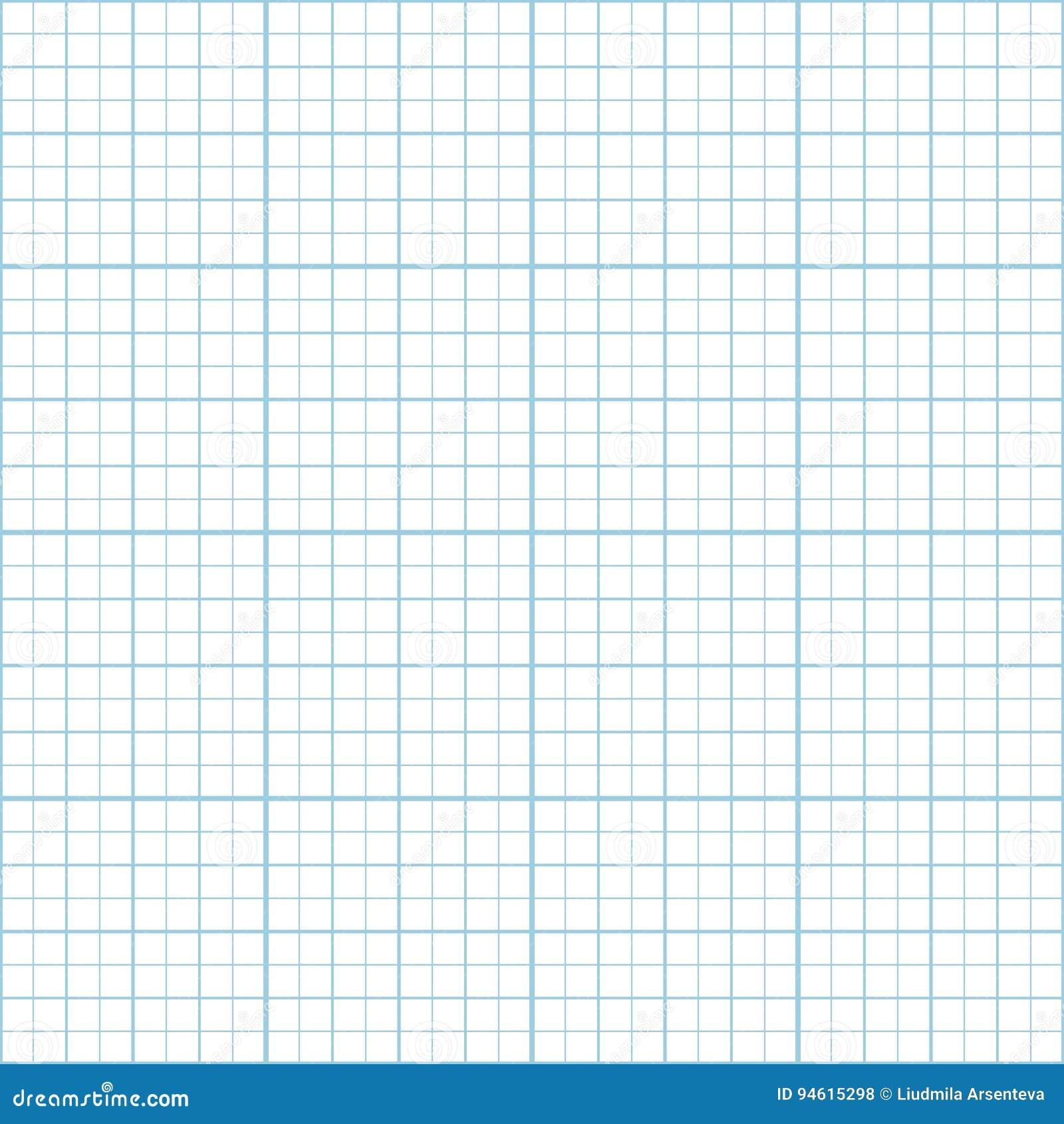 i inch grid paper