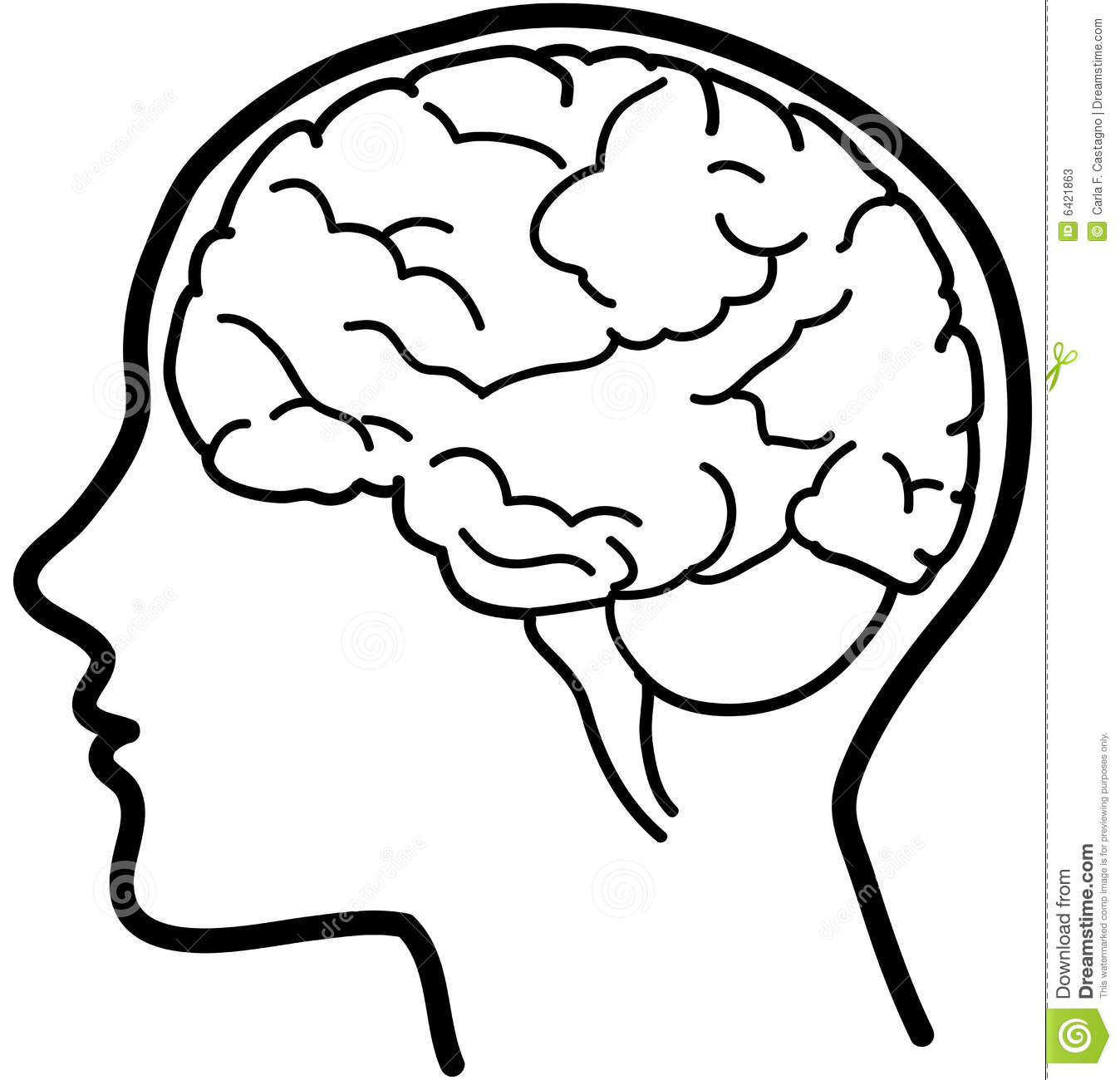More similar stock images of ` Vector brain icon bw `: www.dreamstime.com/stock-photos-vector-brain-icon-bw-image6421863