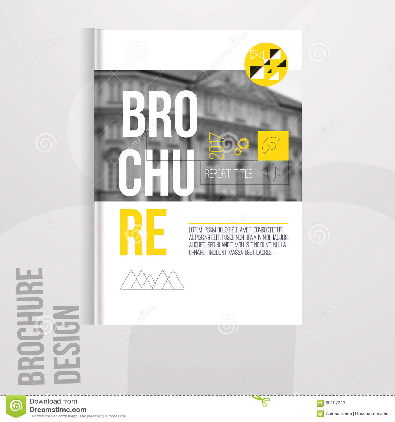 vector brochure cover template blured city landscape vector brochure cover template blured city landscape business brochure cover design flyer brochure