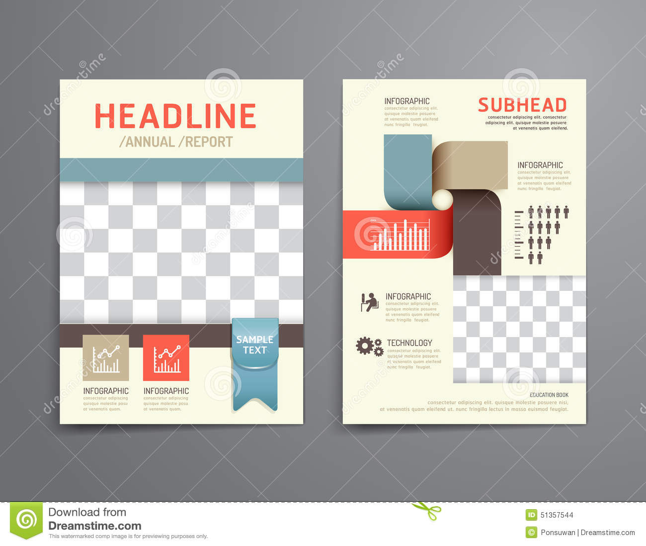 Poster design size - Annual Booklet Brochure Colour Cover Design Education Flyer Layout Magazine Poster Report Size
