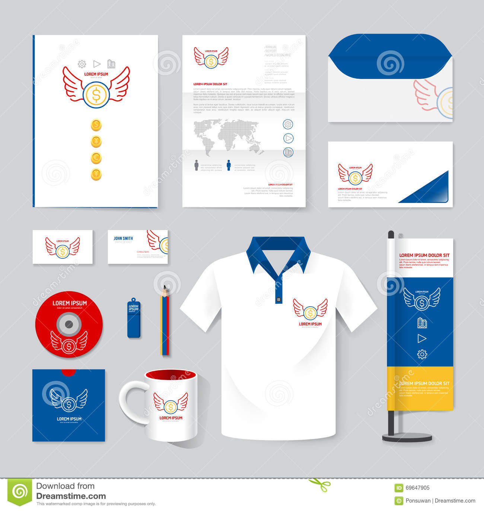 Shirt design template size - Vector Brochure Flyer Magazine Folder T Shirt Cover Booklet Royalty