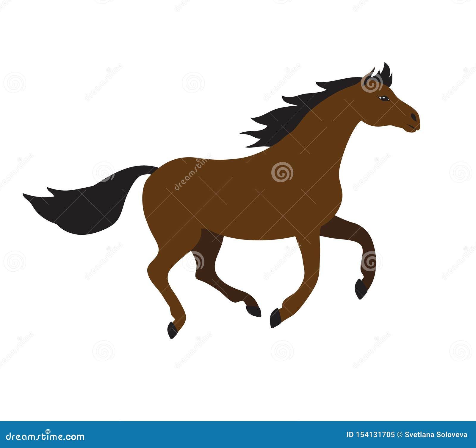 galloping cartoon horse stock illustrations – 470 galloping cartoon horse  stock illustrations, vectors & clipart - dreamstime  dreamstime.com