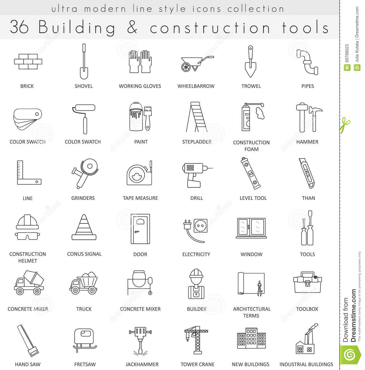 Building Construction Technical Terms