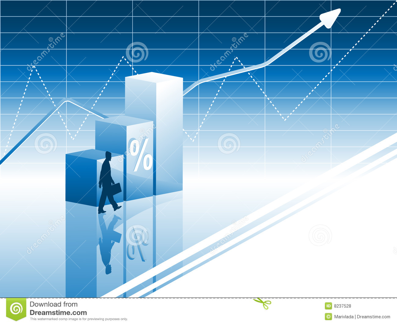 Vector business background royalty free stock photos image 8237528