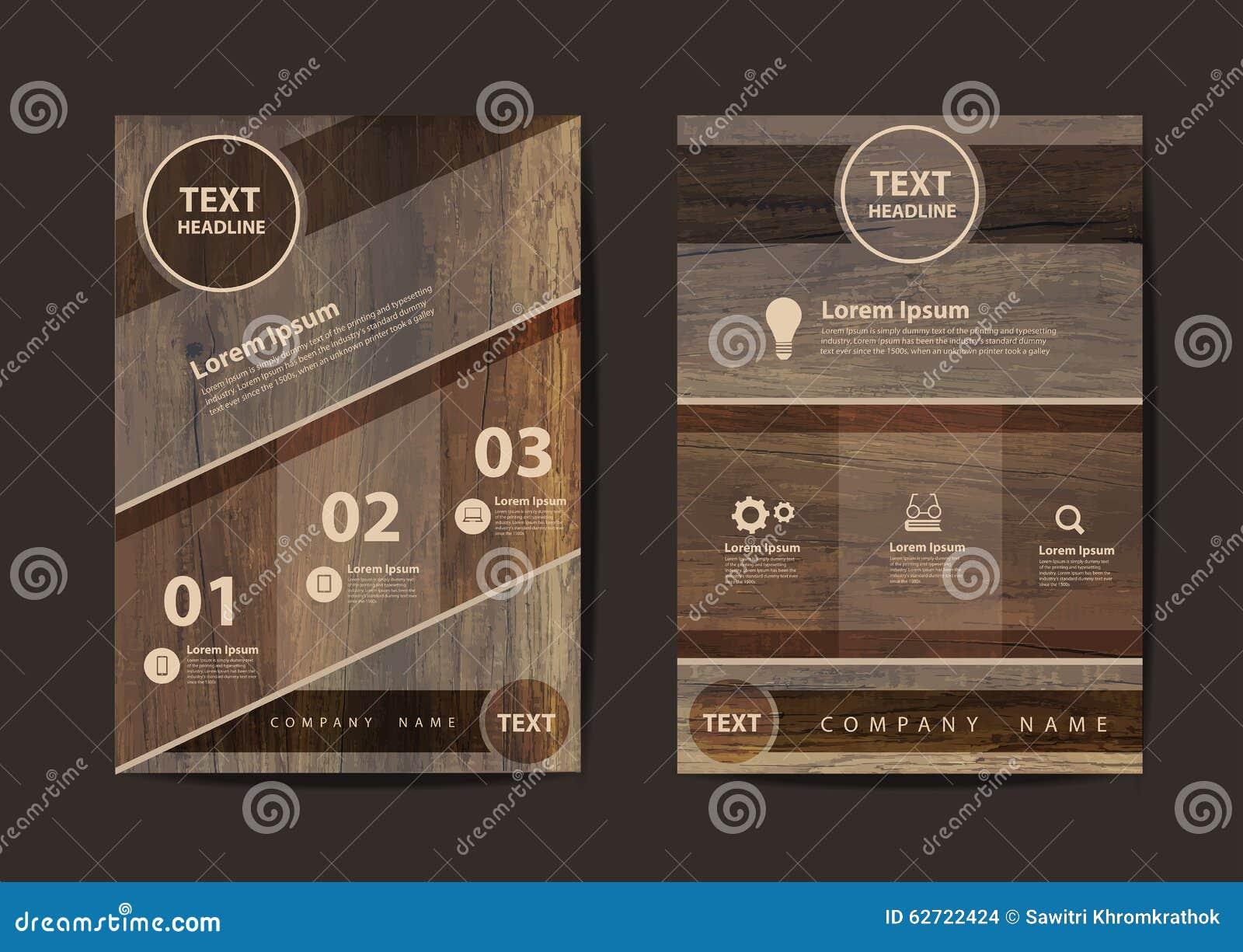 vector business brochure flyer design layout template in