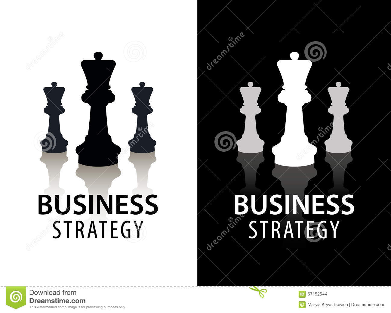 Black And White Strategy