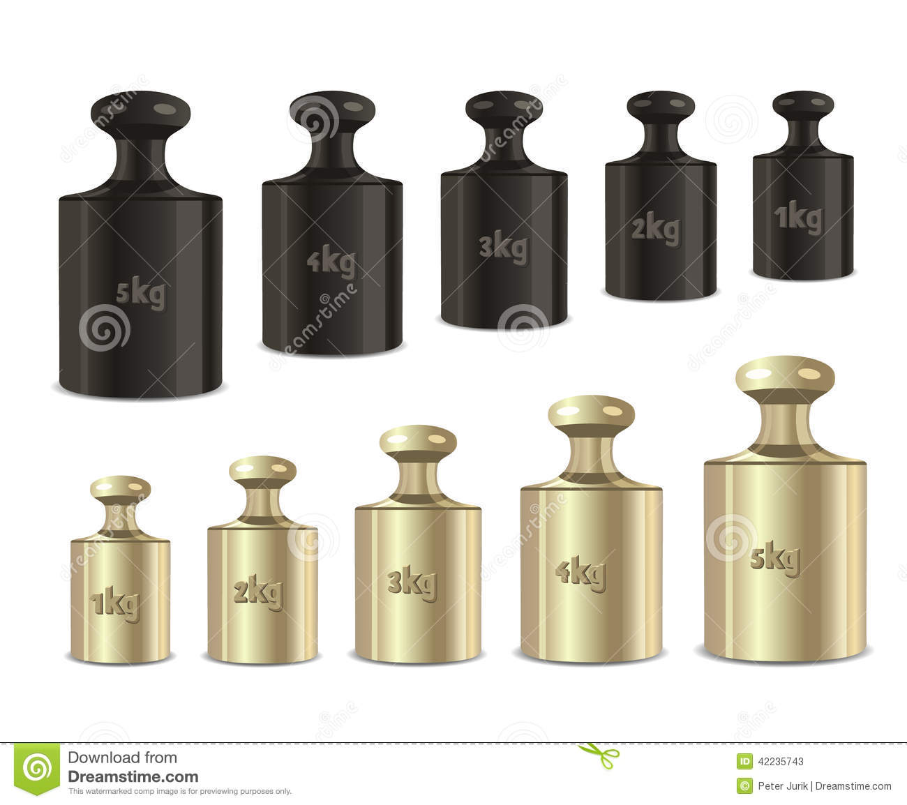 ed8e0c0df79 Calibration Weights Stock Illustrations – 65 Calibration Weights Stock  Illustrations