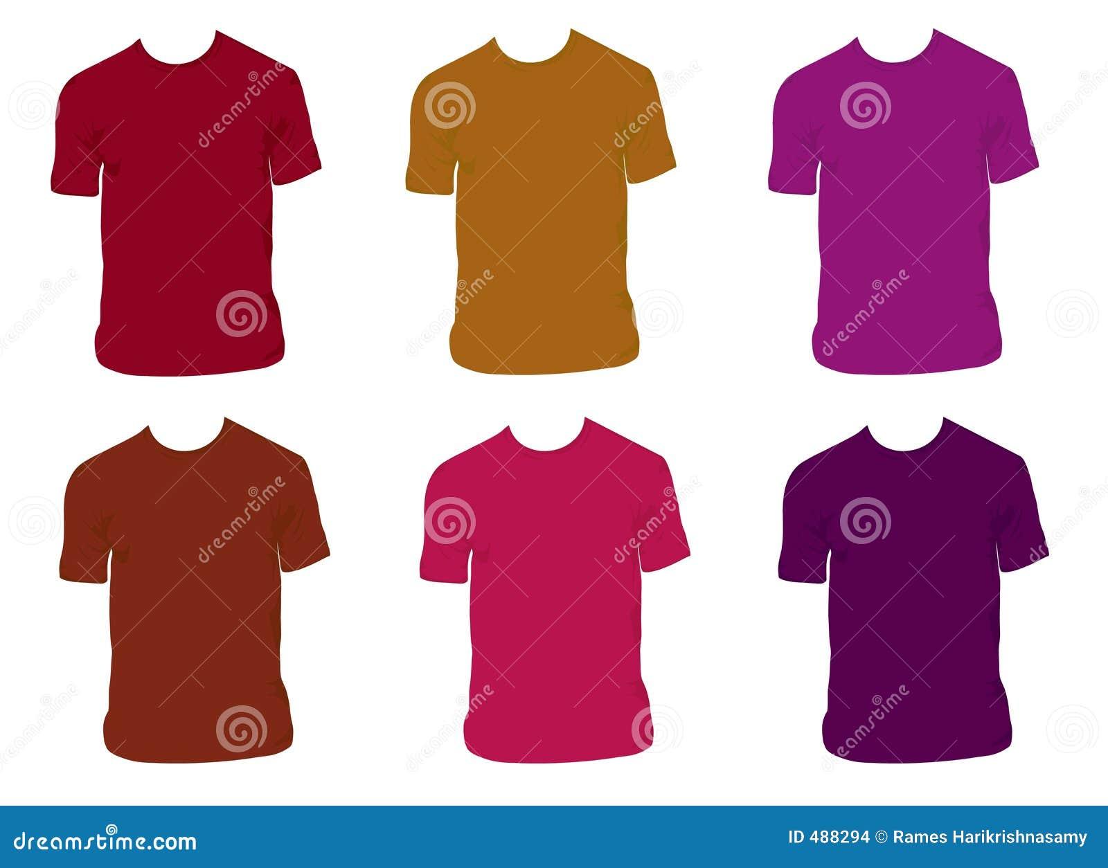 Vector - camisas
