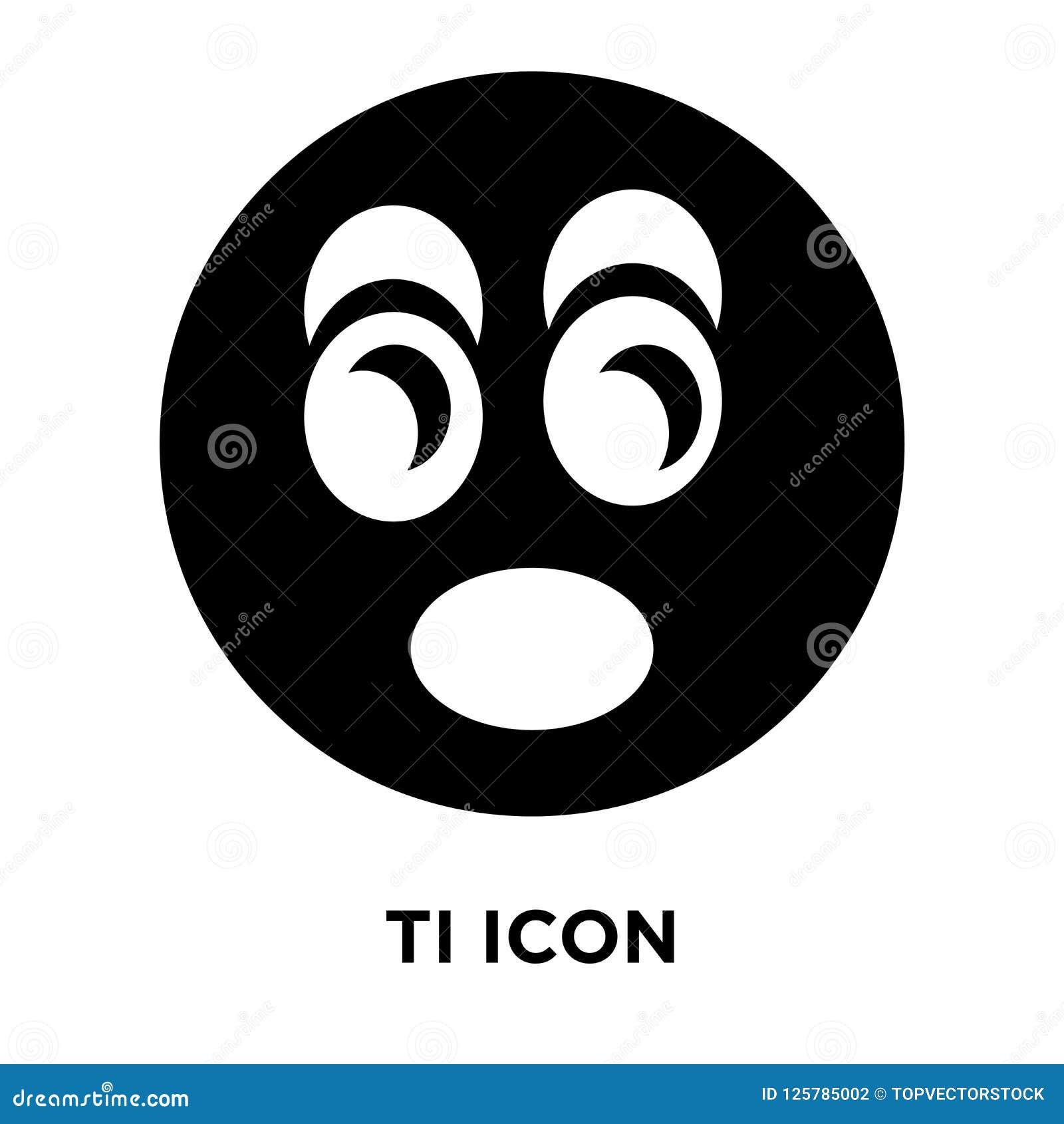 Vector cansado del icono aislado en el fondo blanco, concepto del logotipo de