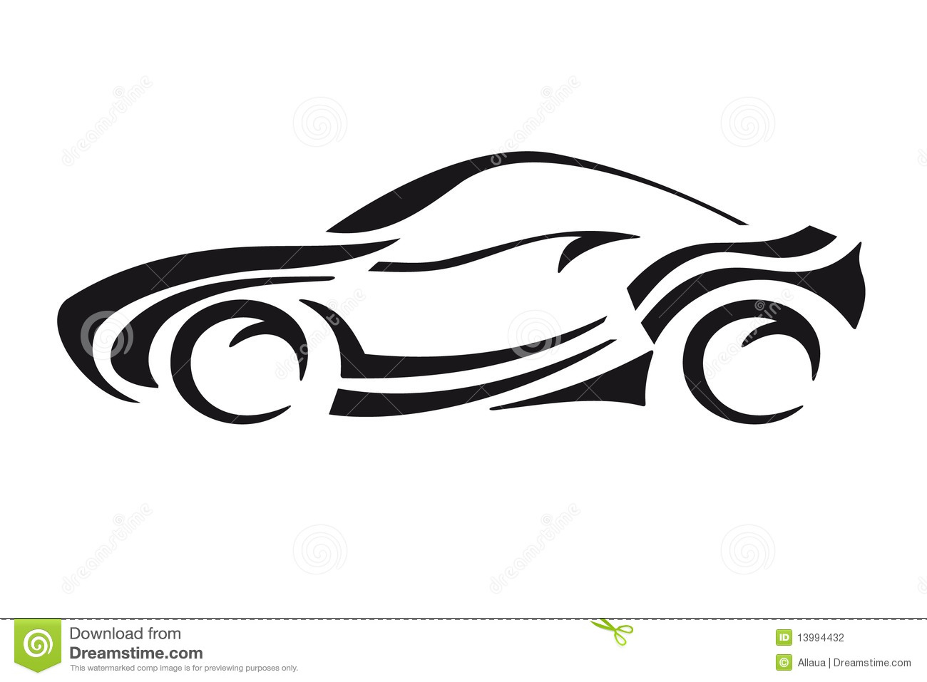 vector car stock vector  illustration of traffic  sport