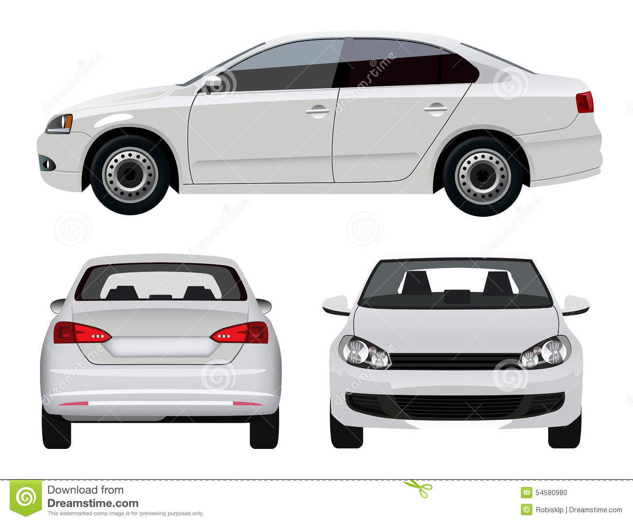 Vector Car Stock Vector Image Of Fuel Speed Design