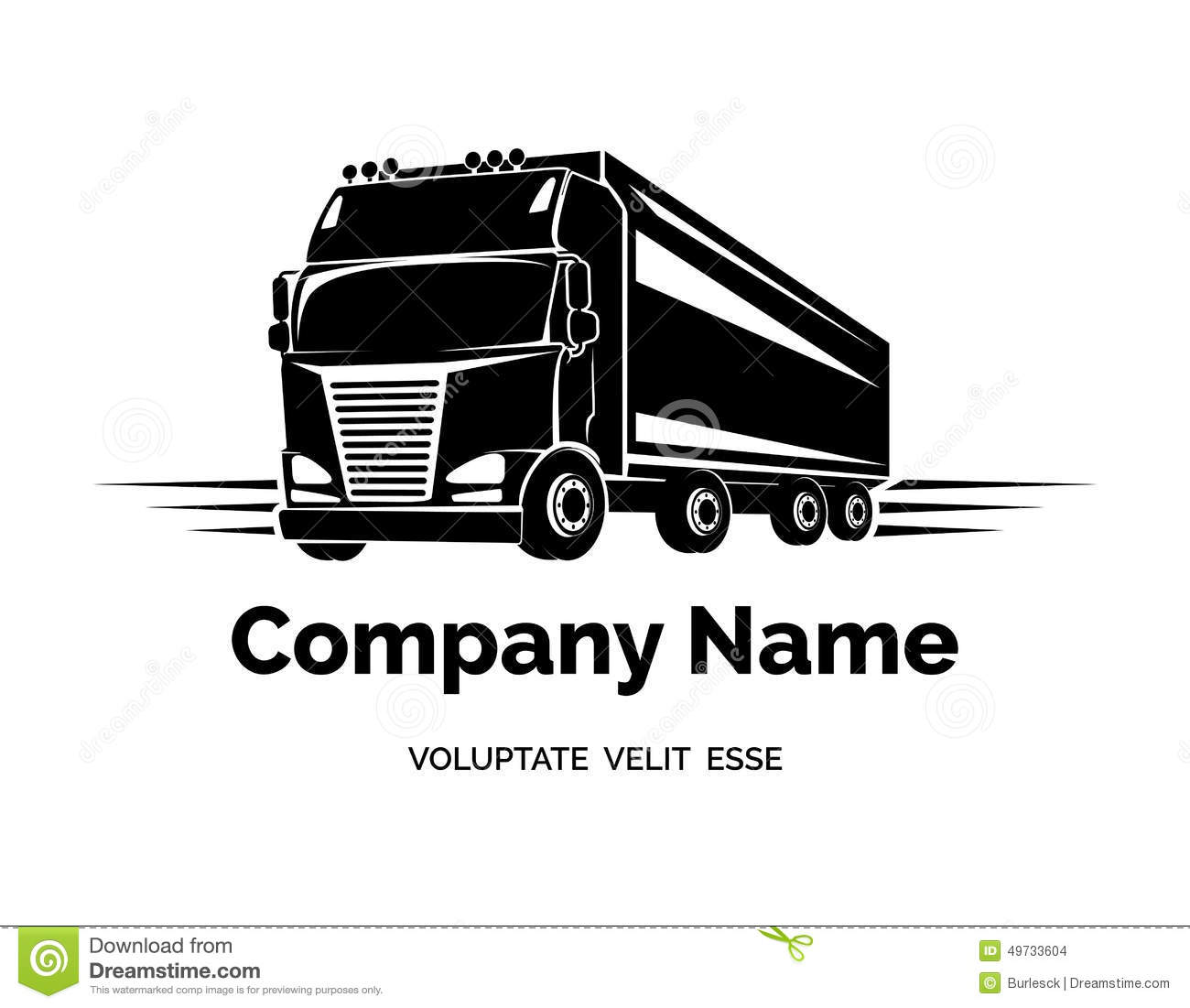 vector cargo truck logo firm company corporation 49733604 vector cargo truck logo stock vector illustration of driver 49733604