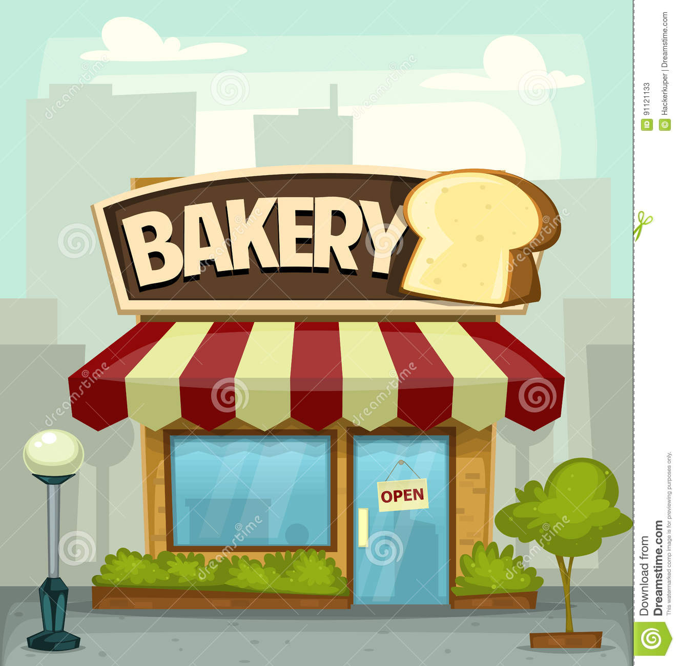 Cake Shop Bakery