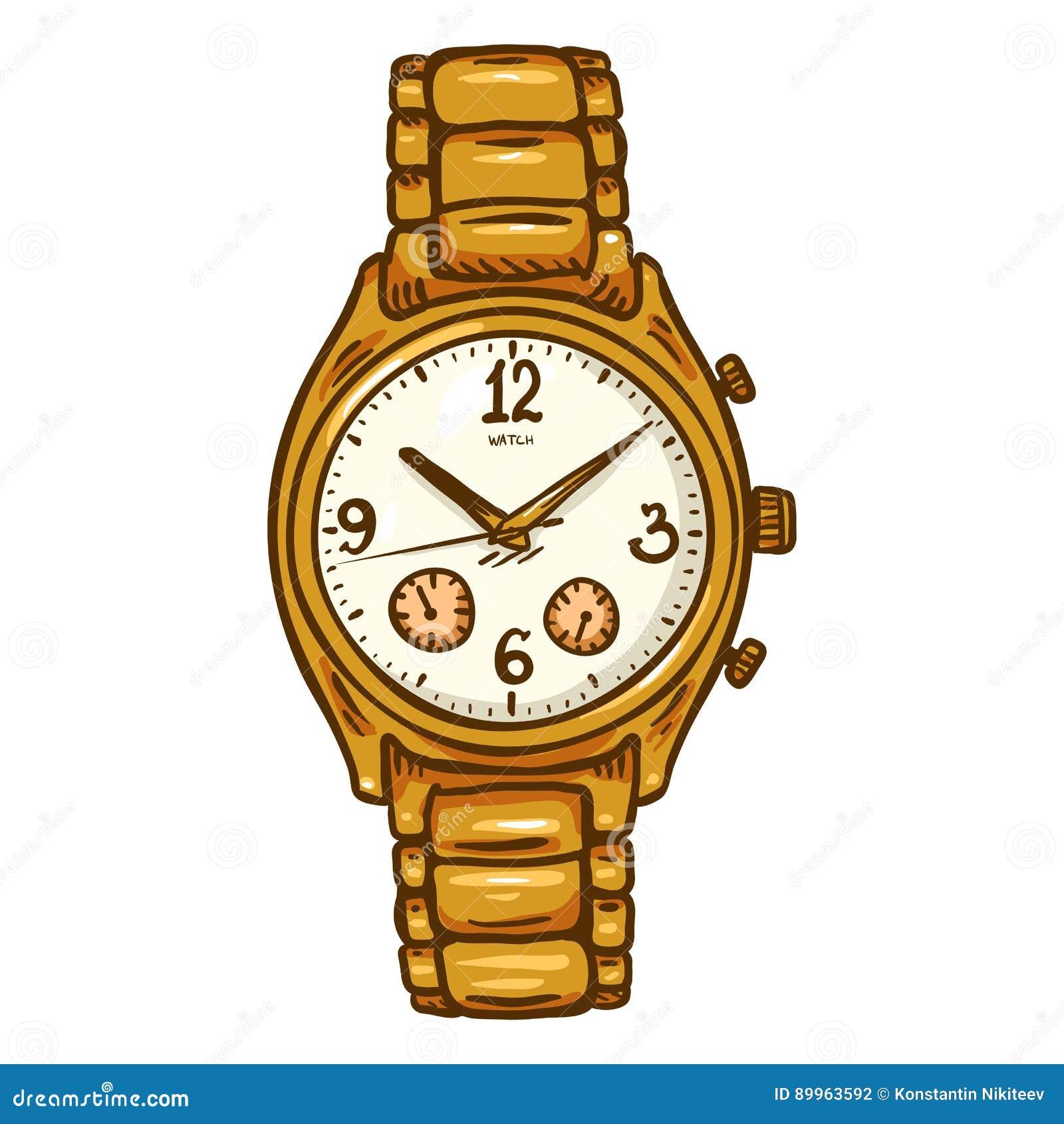 Wrist Cartoons, Illustrations & Vector Stock Images
