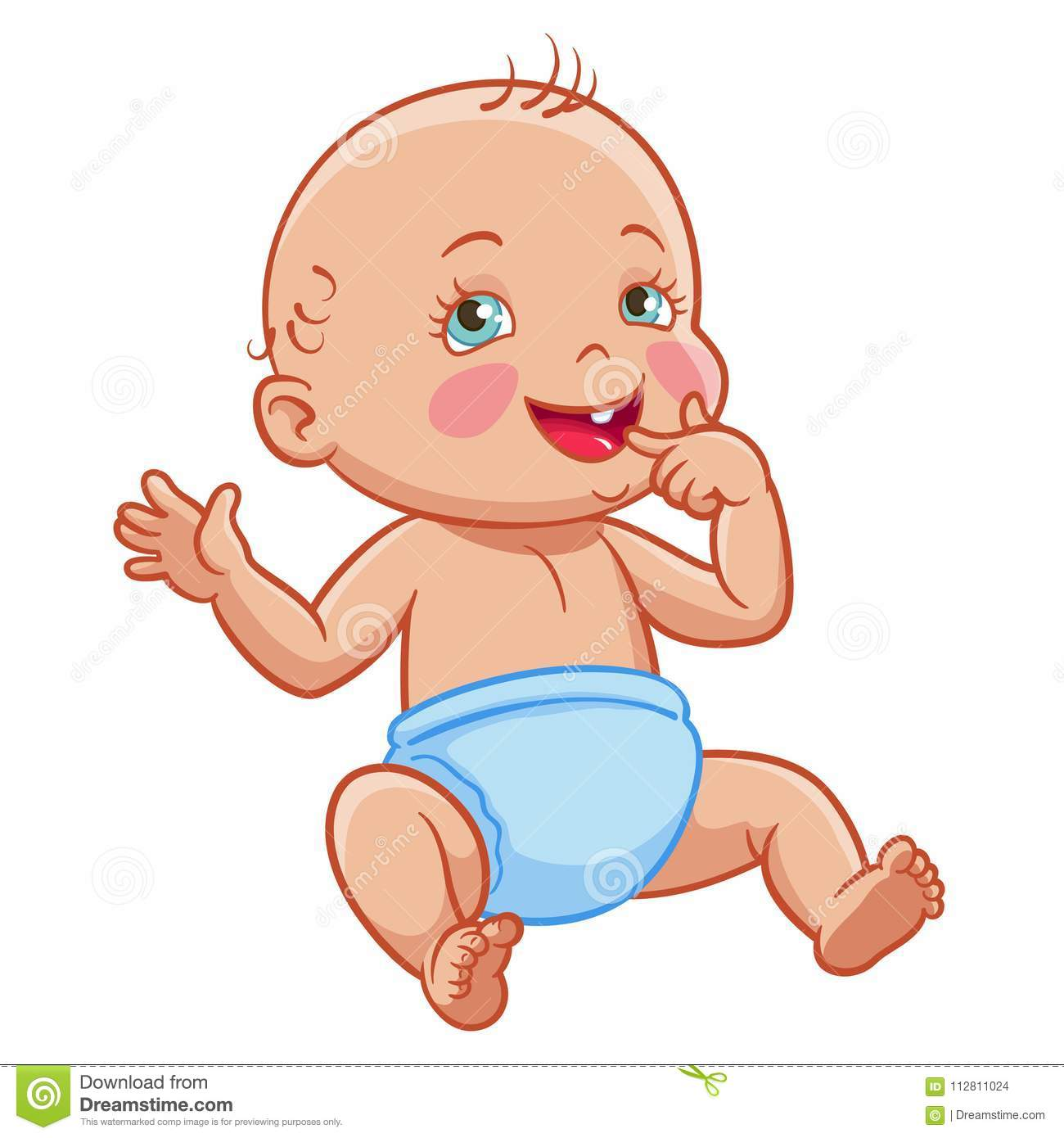 Infant Cartoons, Illustrations & Vector Stock Images ...