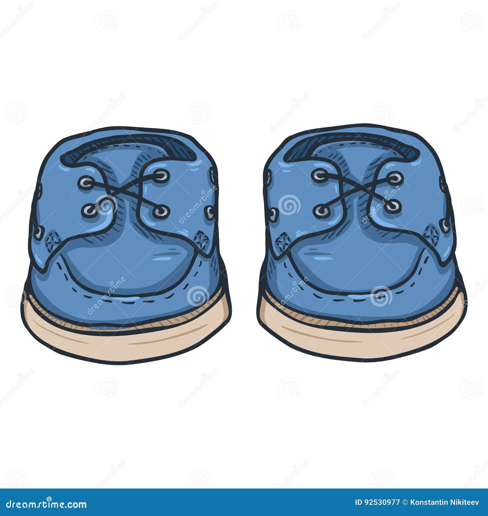 Cartoon Blue Shoes Stock Illustrations 4 612 Cartoon Blue Shoes Stock Illustrations Vectors Clipart Dreamstime
