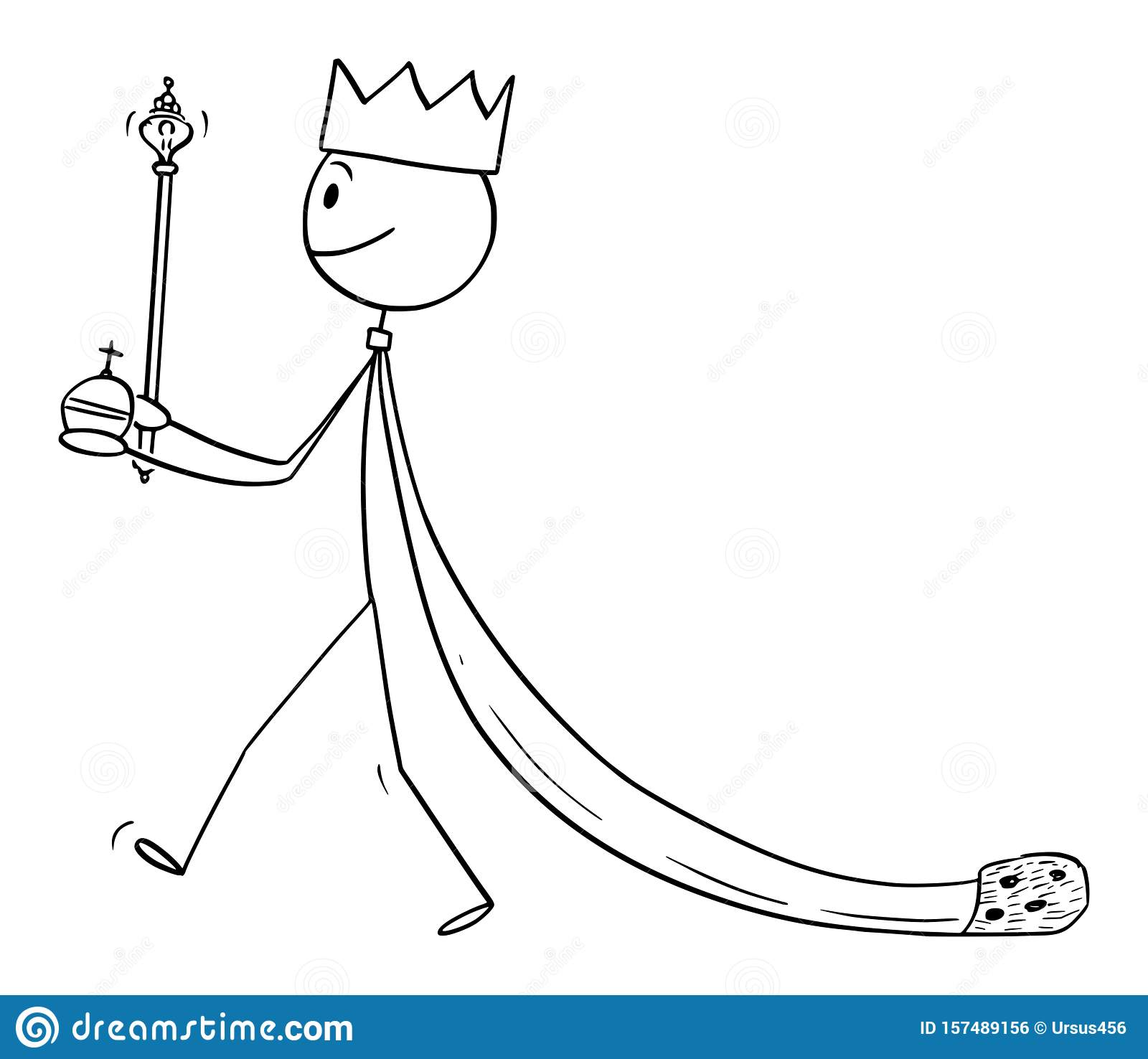 King Robe Stock Illustrations 1 314 King Robe Stock Illustrations Vectors Clipart Dreamstime