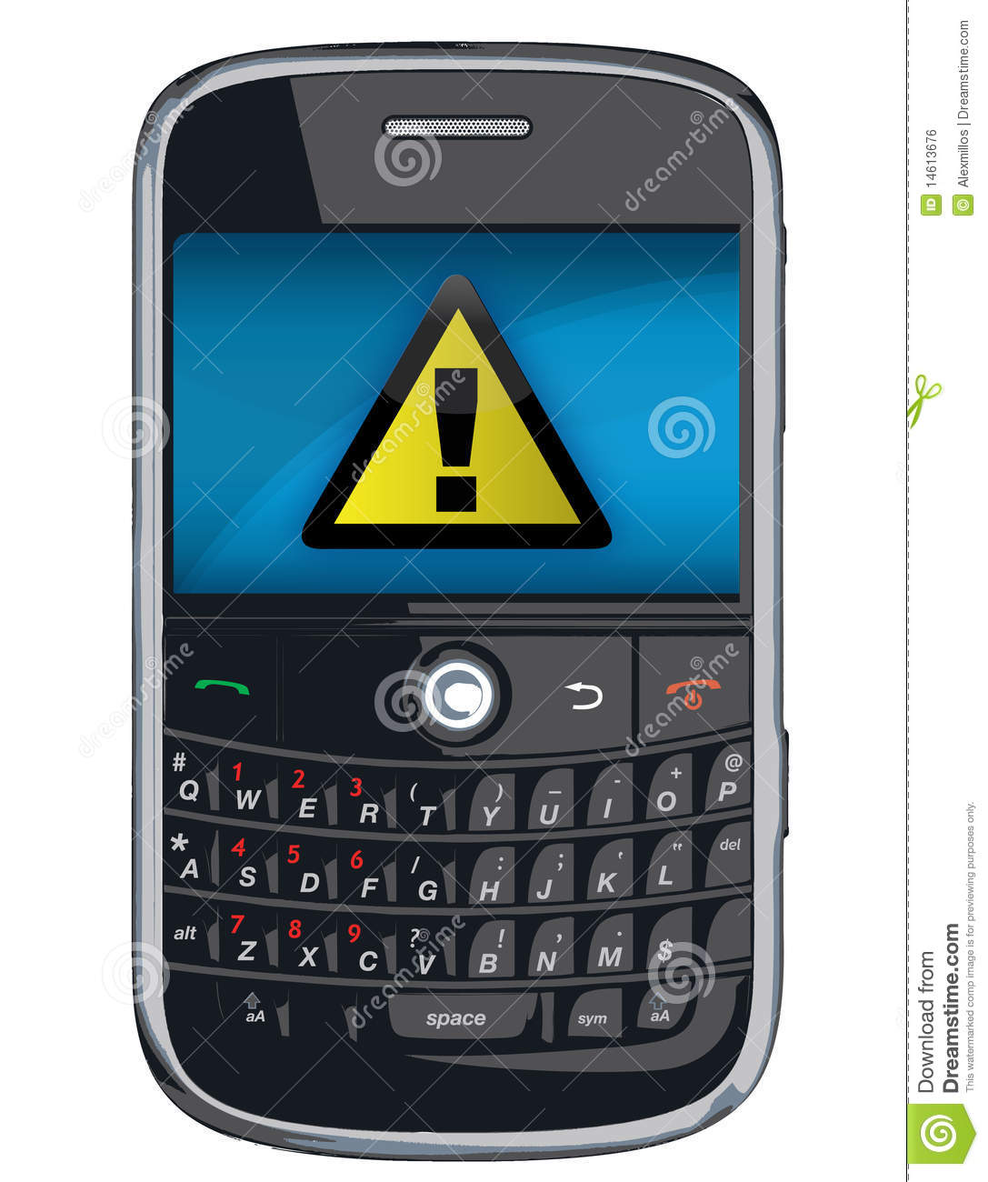 clipart for blackberry phone - photo #16