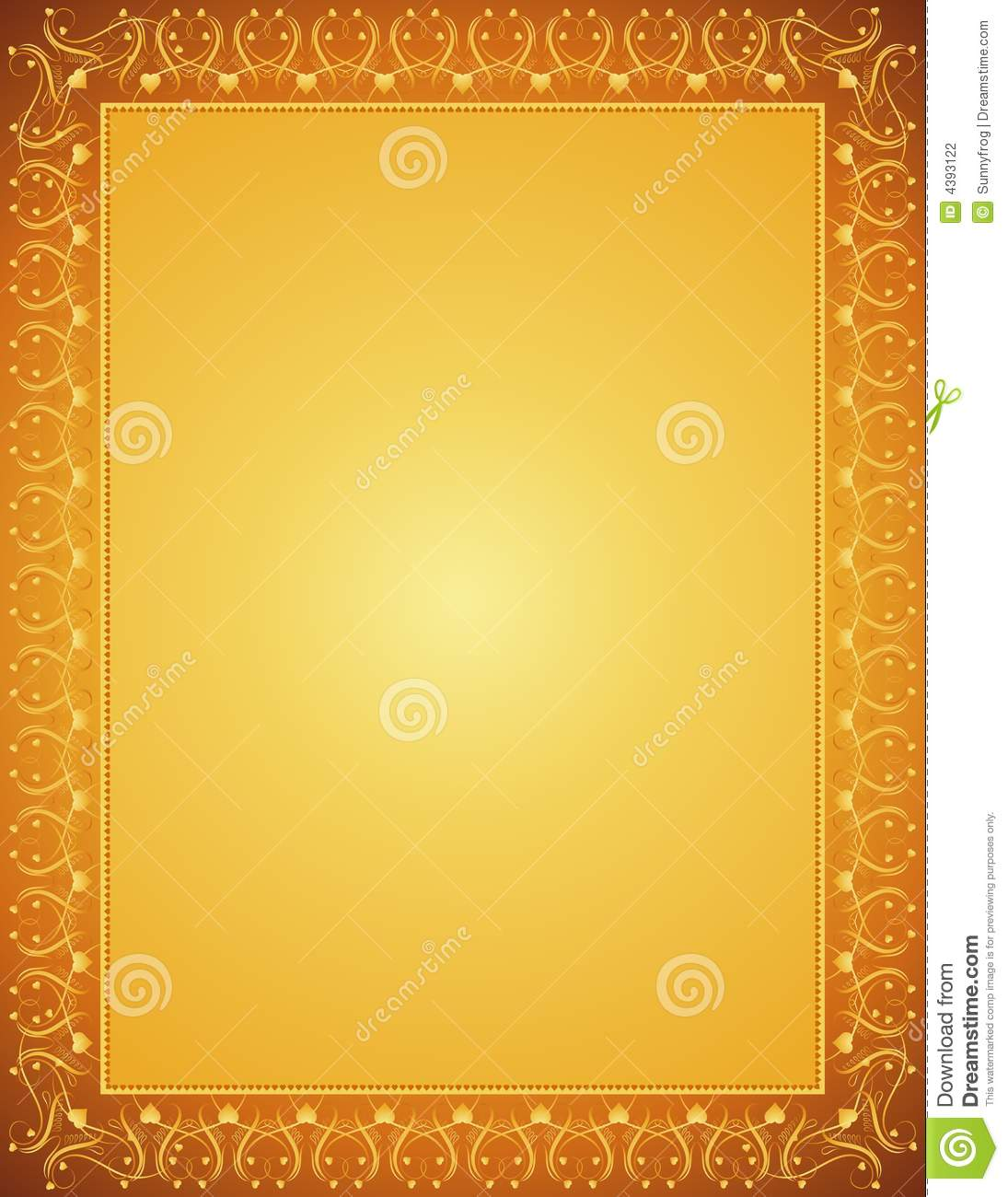 Vector Certificate Background Stock Photography - Image ...