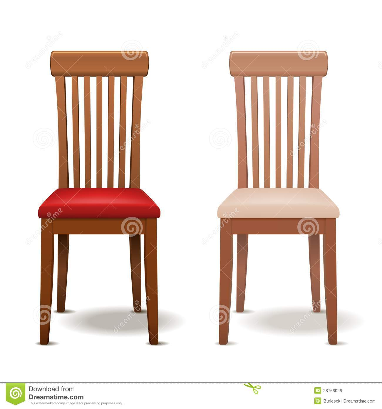 Vector Chair Royalty Free Stock Image Image 28766026