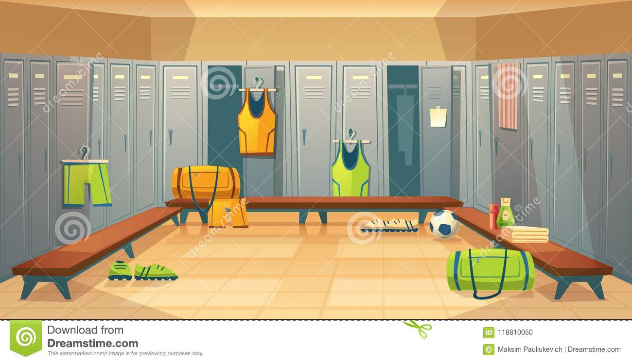 Gym rooms interior u stock vector inspiring vector gmail