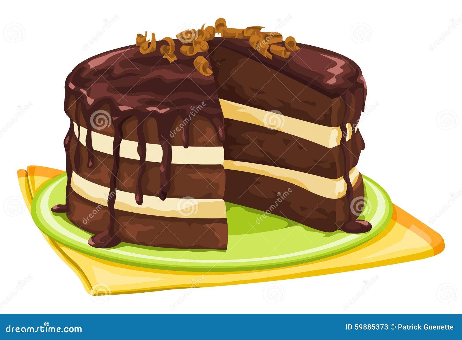 Clip Art Chocolate Cake Clipart chocolate cake clipart vodagent com clip art vodagent