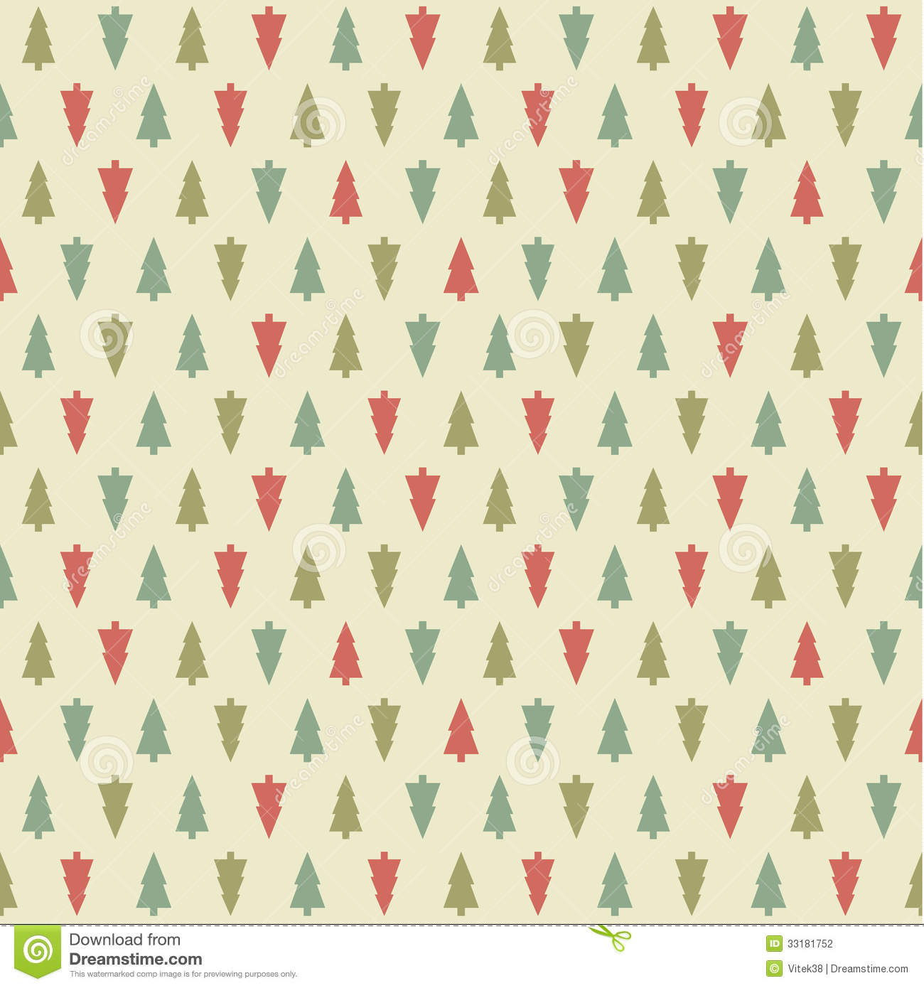 Vector Christmas Pattern. Colorfuly Xmas Seamles Texture. Stock ...