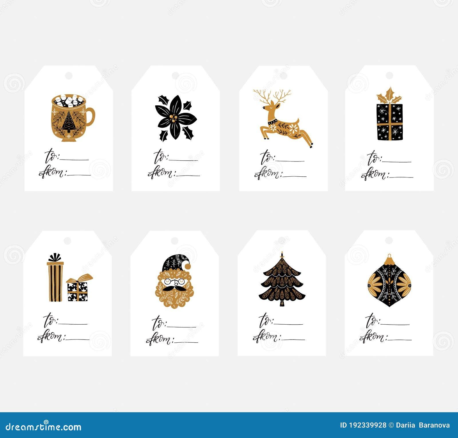 Gift Tag   Christmas gift tags printable, Christmas tags printable,  Editable christmas gift tags