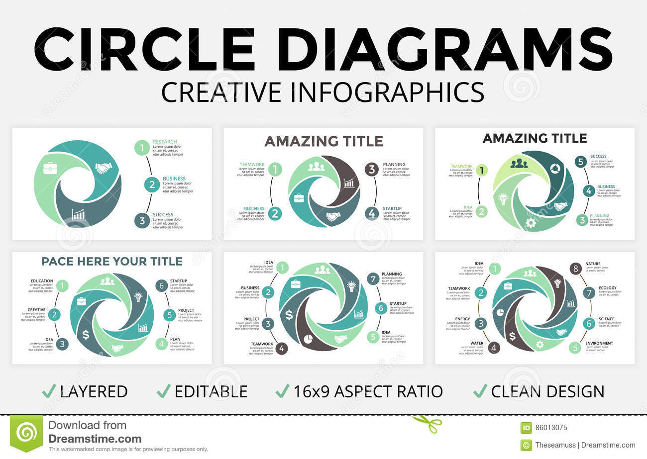 Vector circle arrows infographic cycle diagram graph 16x9 slide vector circle arrows infographic cycle diagram graph 16x9 slide presentation pie chart business concept template nvjuhfo Image collections