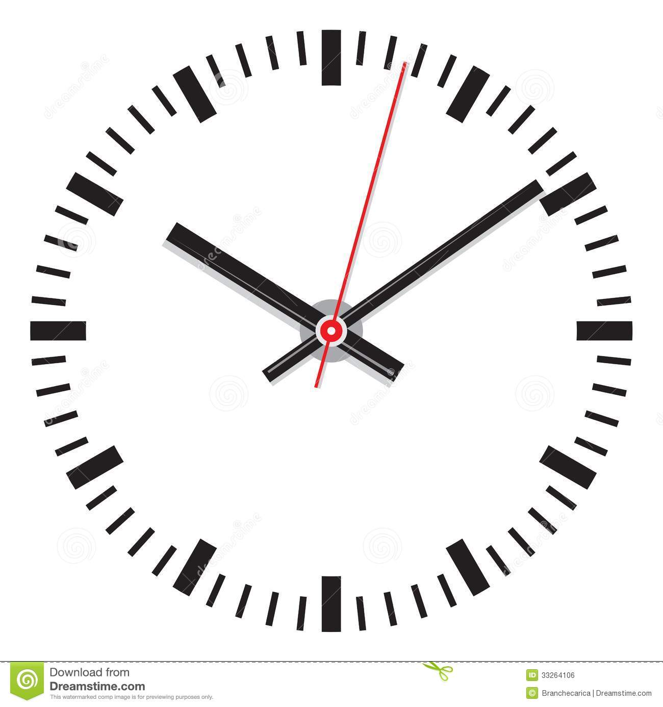 vector clock face easy change time stock vector illustration of rh dreamstime com free vector clock face free vector cocktail