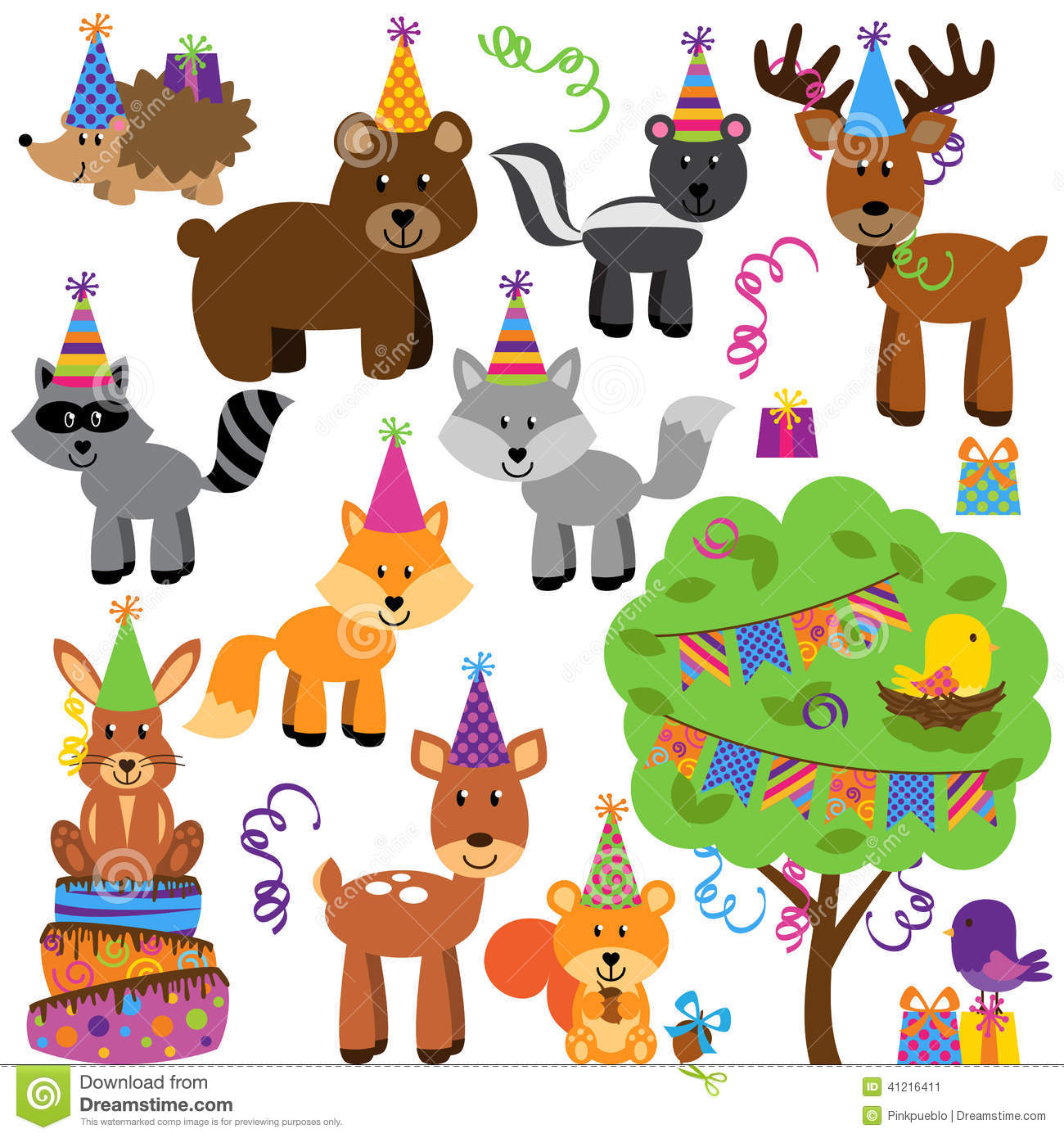 Woodland Themed Birthday Invitations is great invitations layout