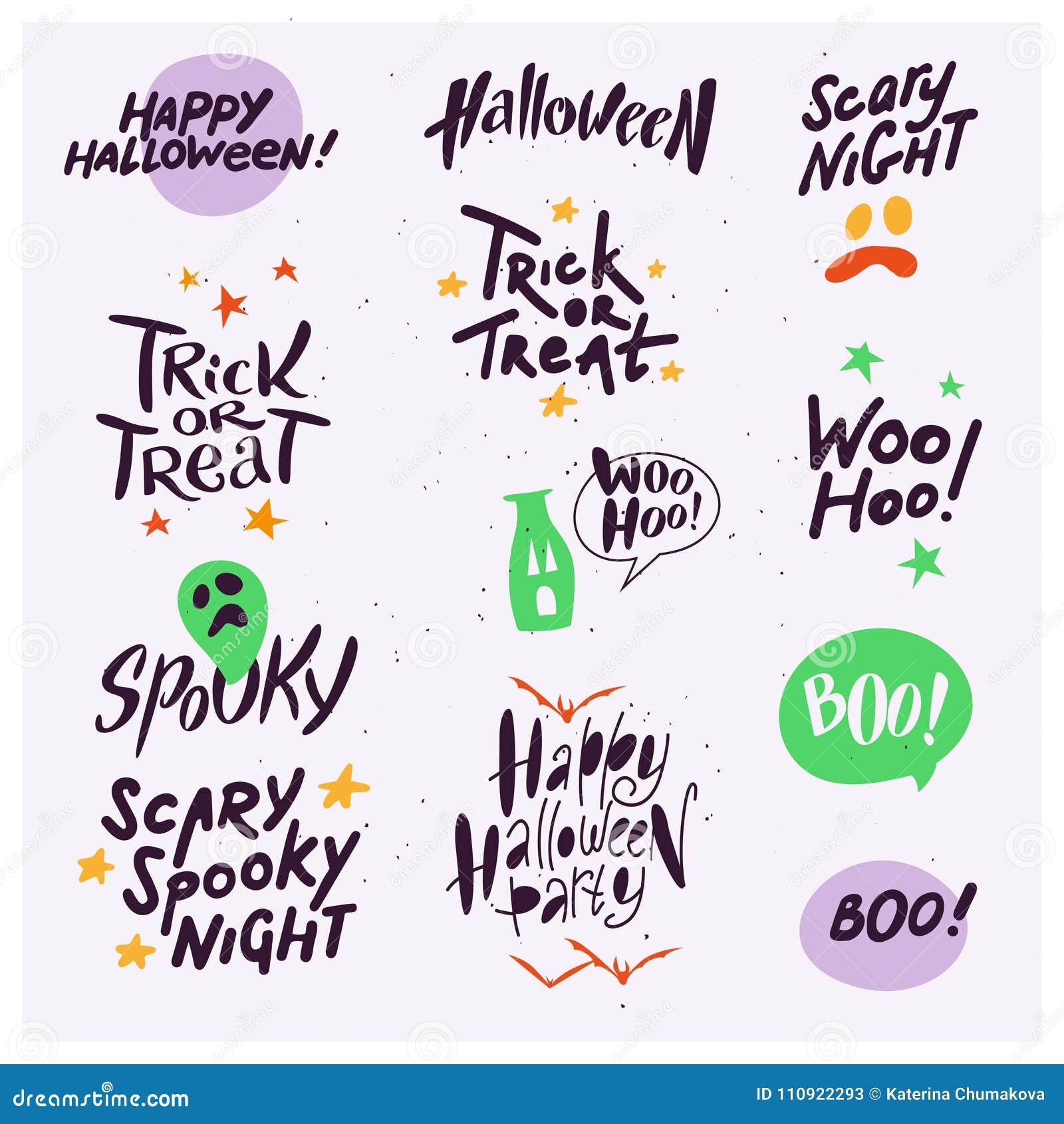 Halloween Phrases.Halloween Phrases Stock Illustrations 211 Halloween Phrases Stock Illustrations Vectors Clipart Dreamstime