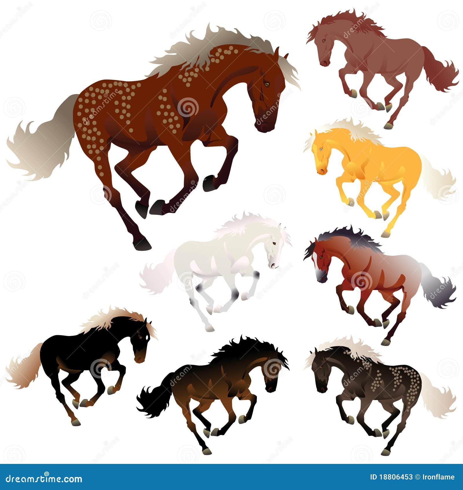 horse border clip art