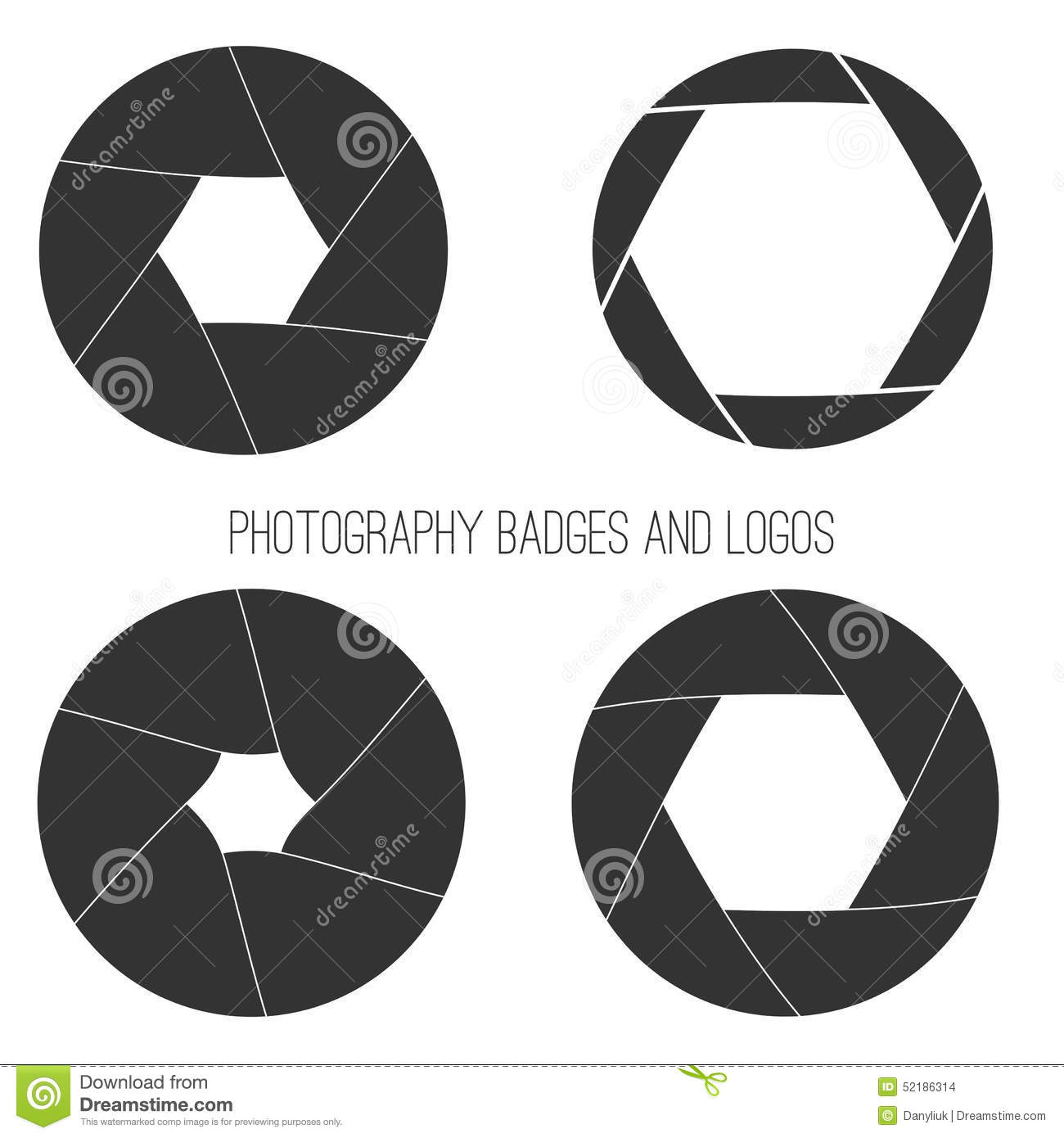 Photography Logo Template. 25 high quality psd ai photography logo ...