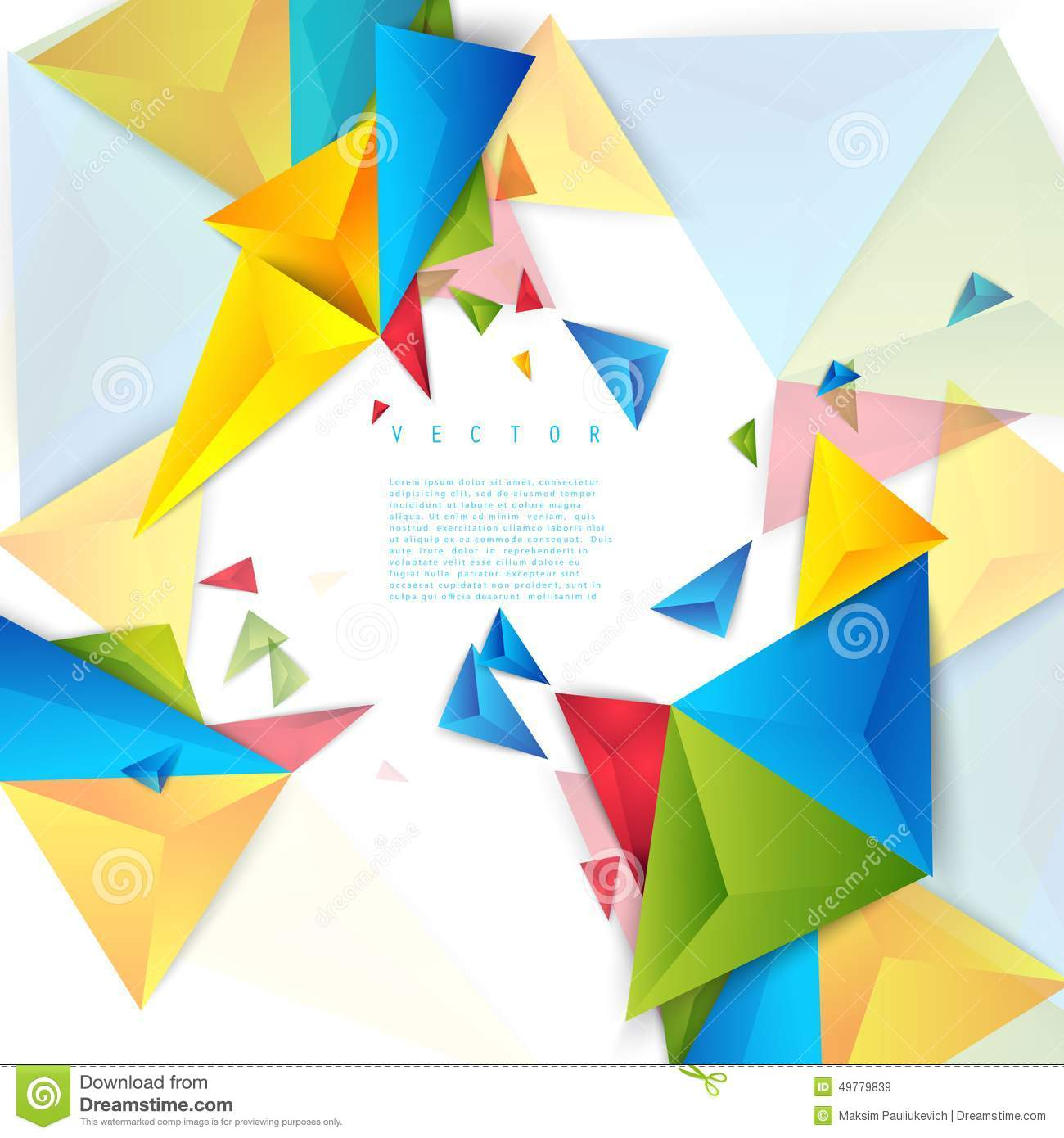 polygon shape abstract design - photo #14