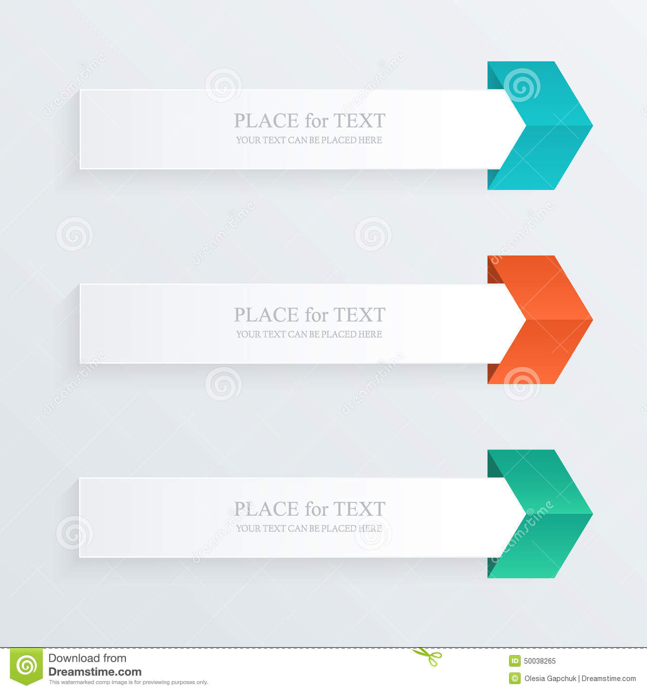 Vector Colorful Text B...