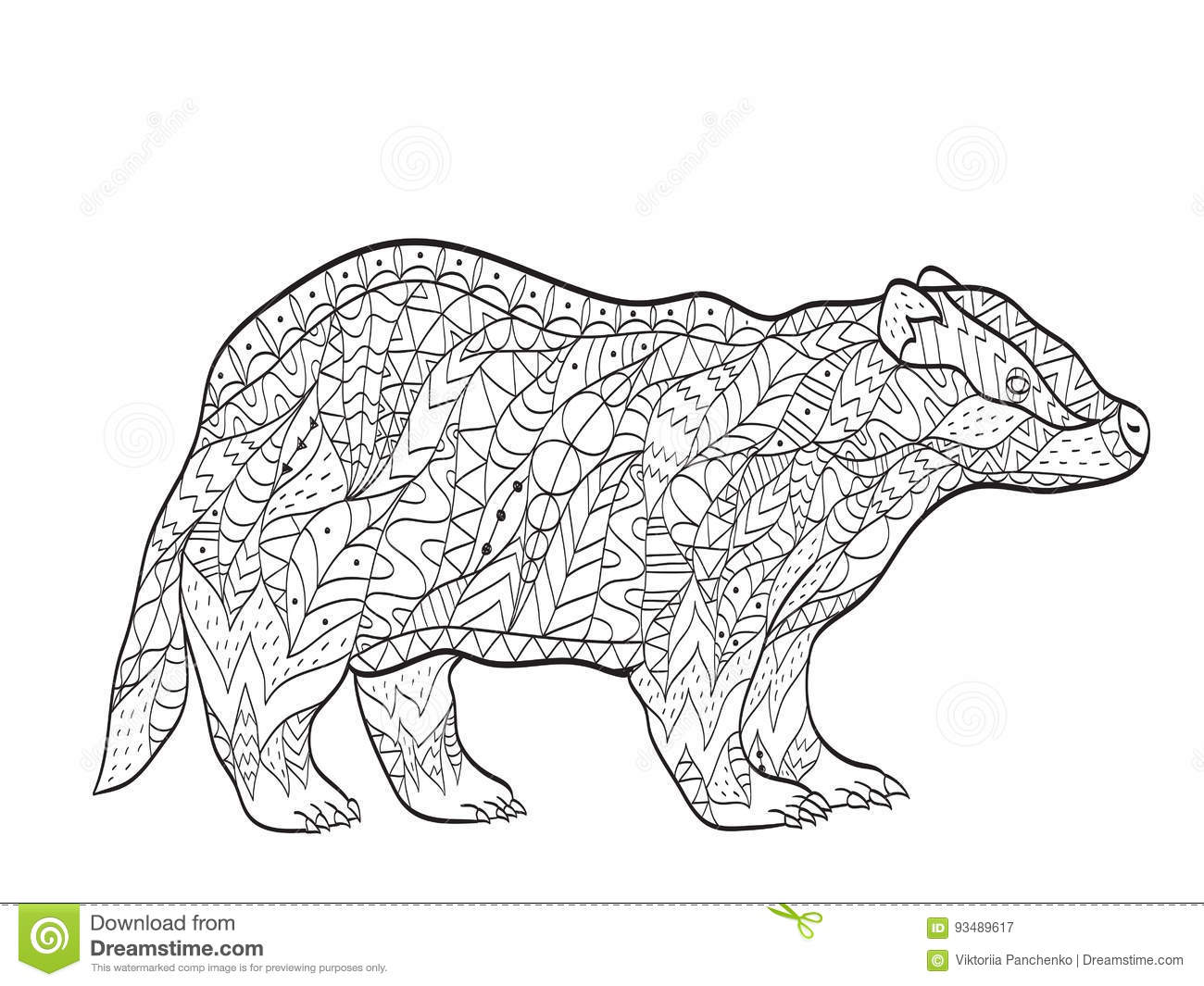 badger cartoons  illustrations  u0026 vector stock images