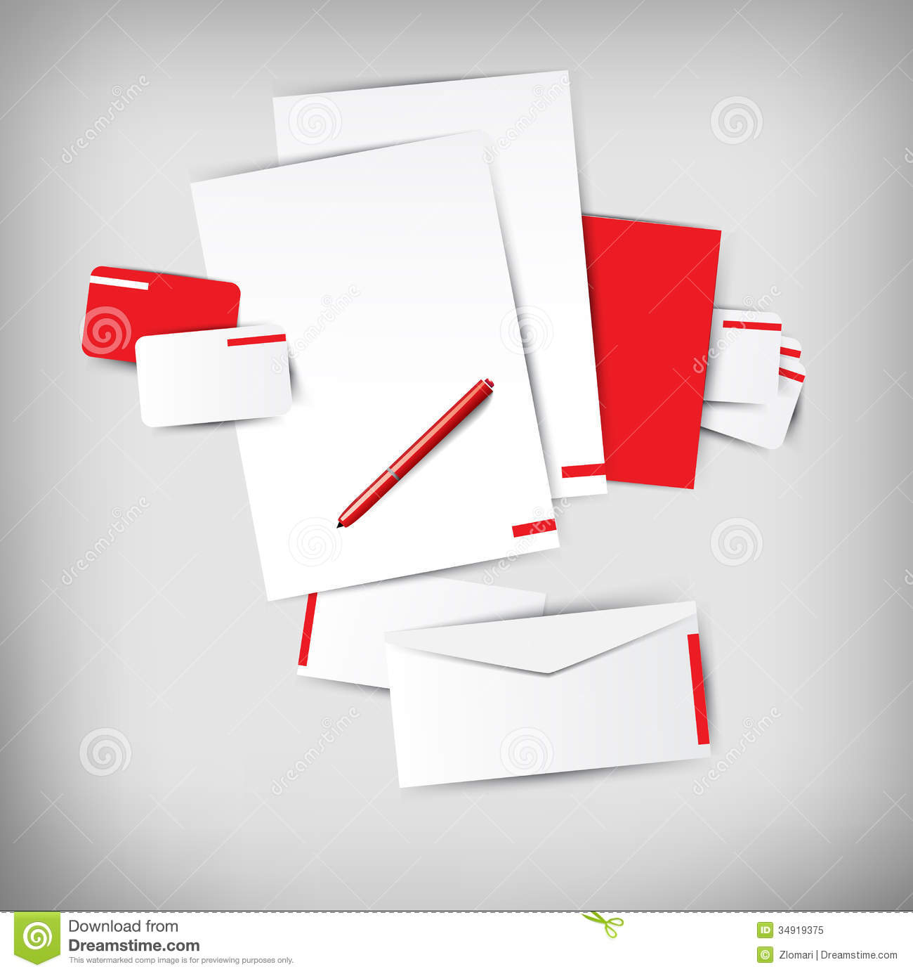 vector company corporate style royalty free stock photo
