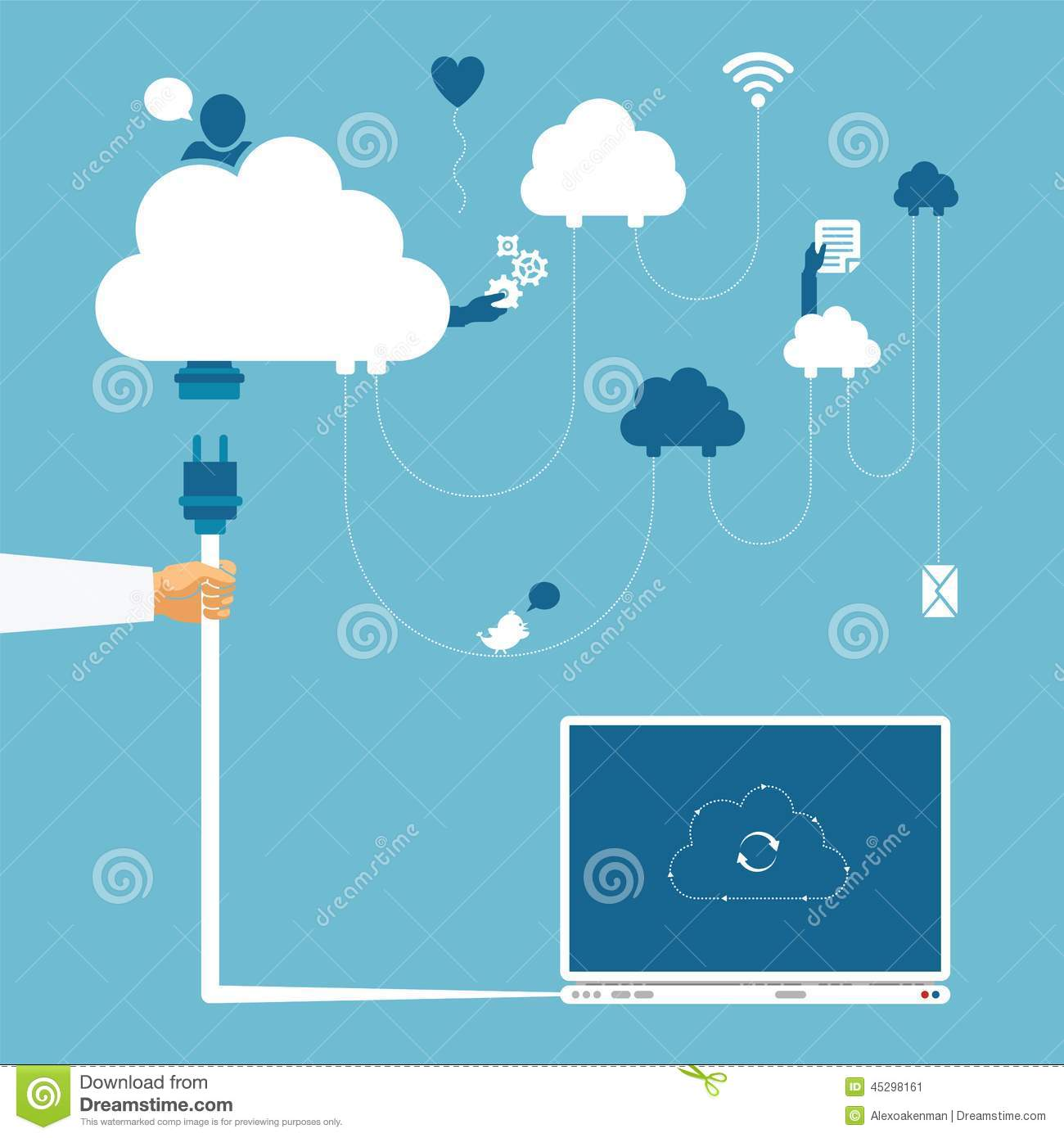 distributed cloud computing Distributed and cloud computing: from parallel processing to the internet of things offers complete coverage of modern distributed computing technology including clusters, the grid.