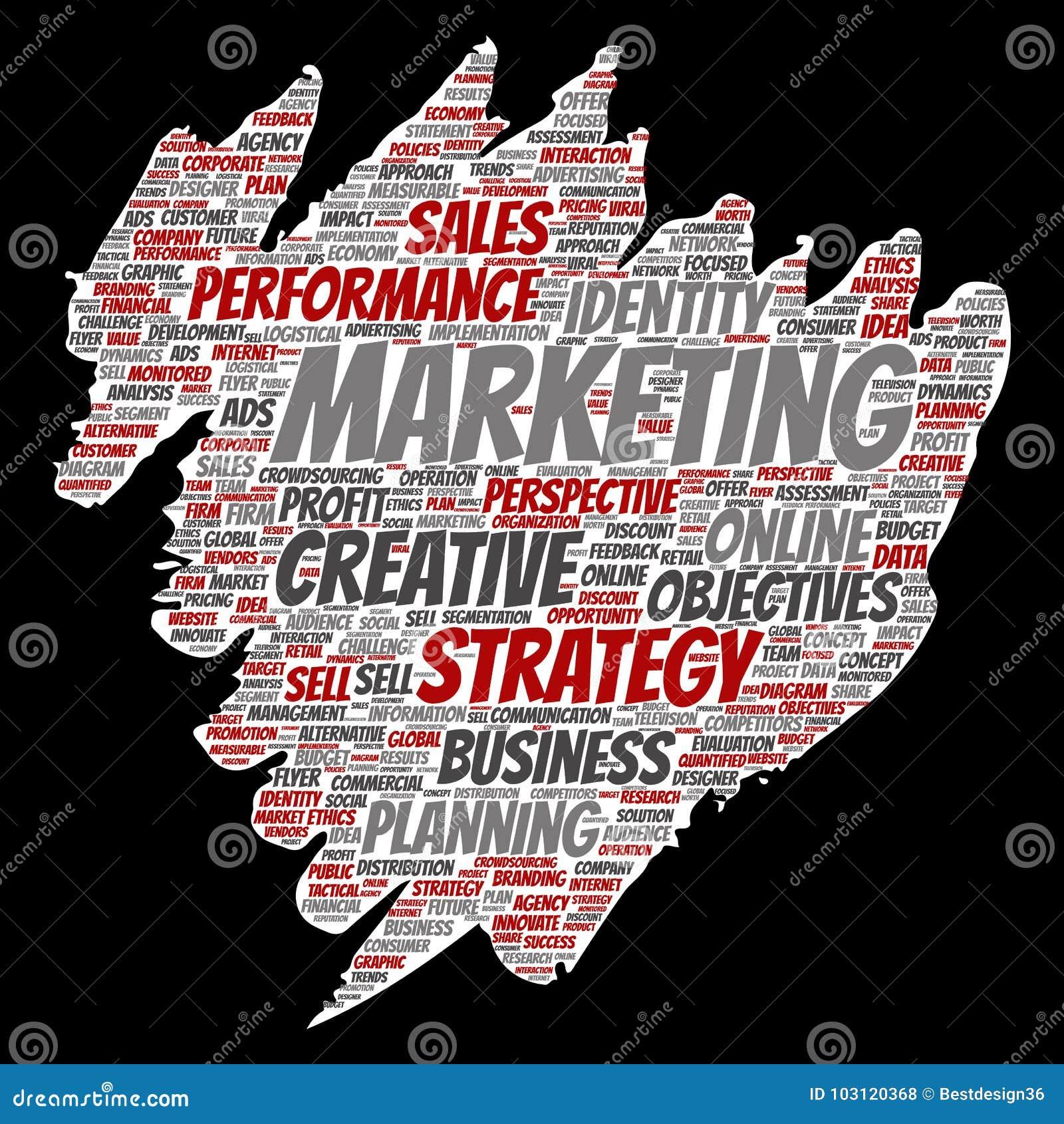 Vector Conceptual Development Business Marketing Stock