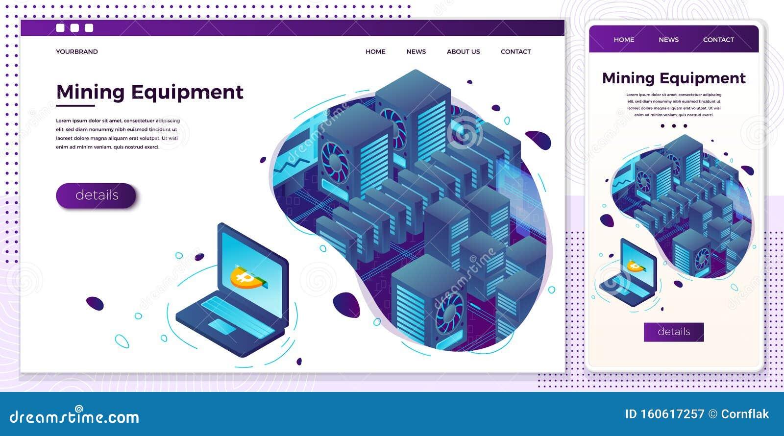 crypto mining platform
