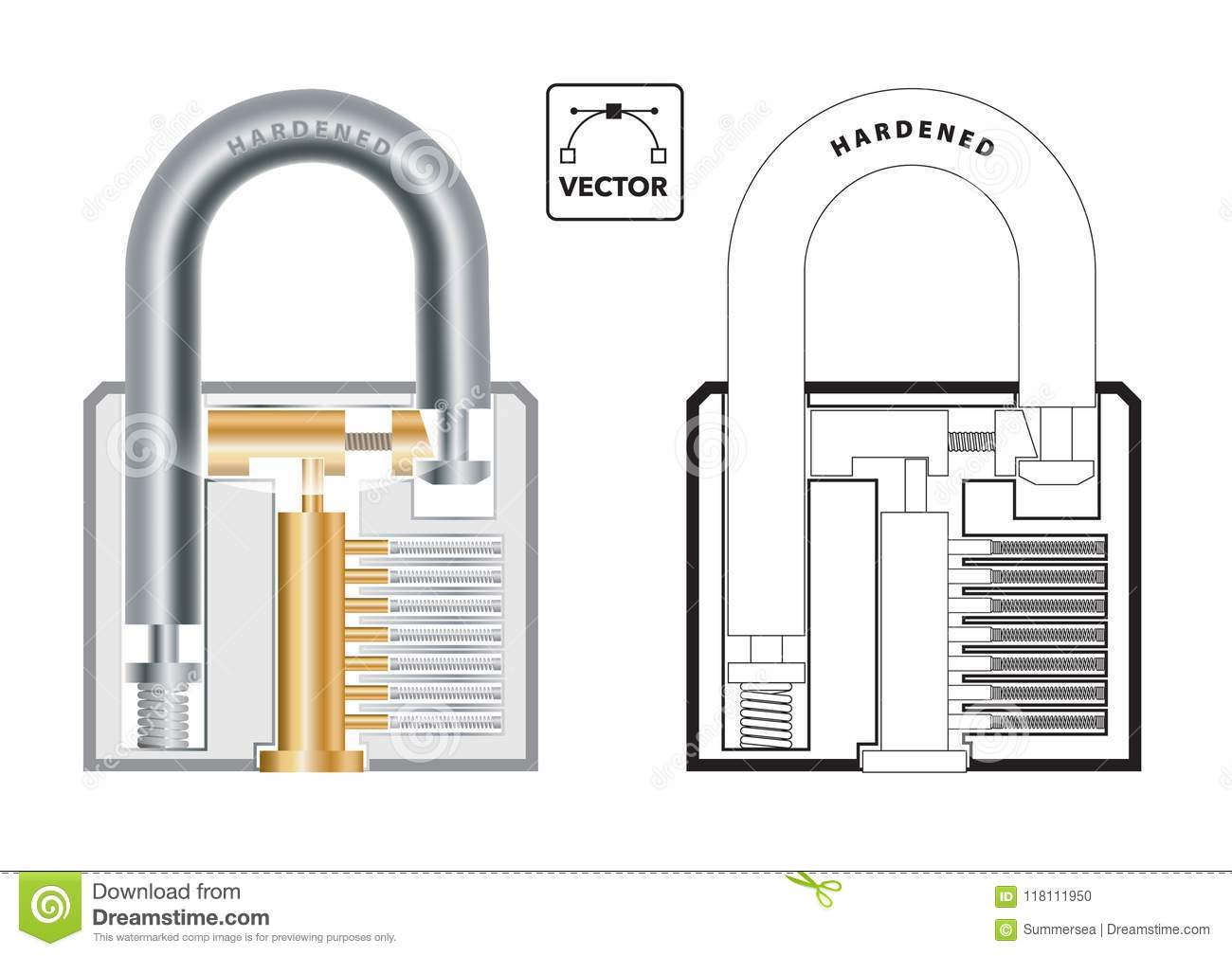 padlock diagram wiring diagram Padlock Diagram padlock diagram, schematic, and image 05