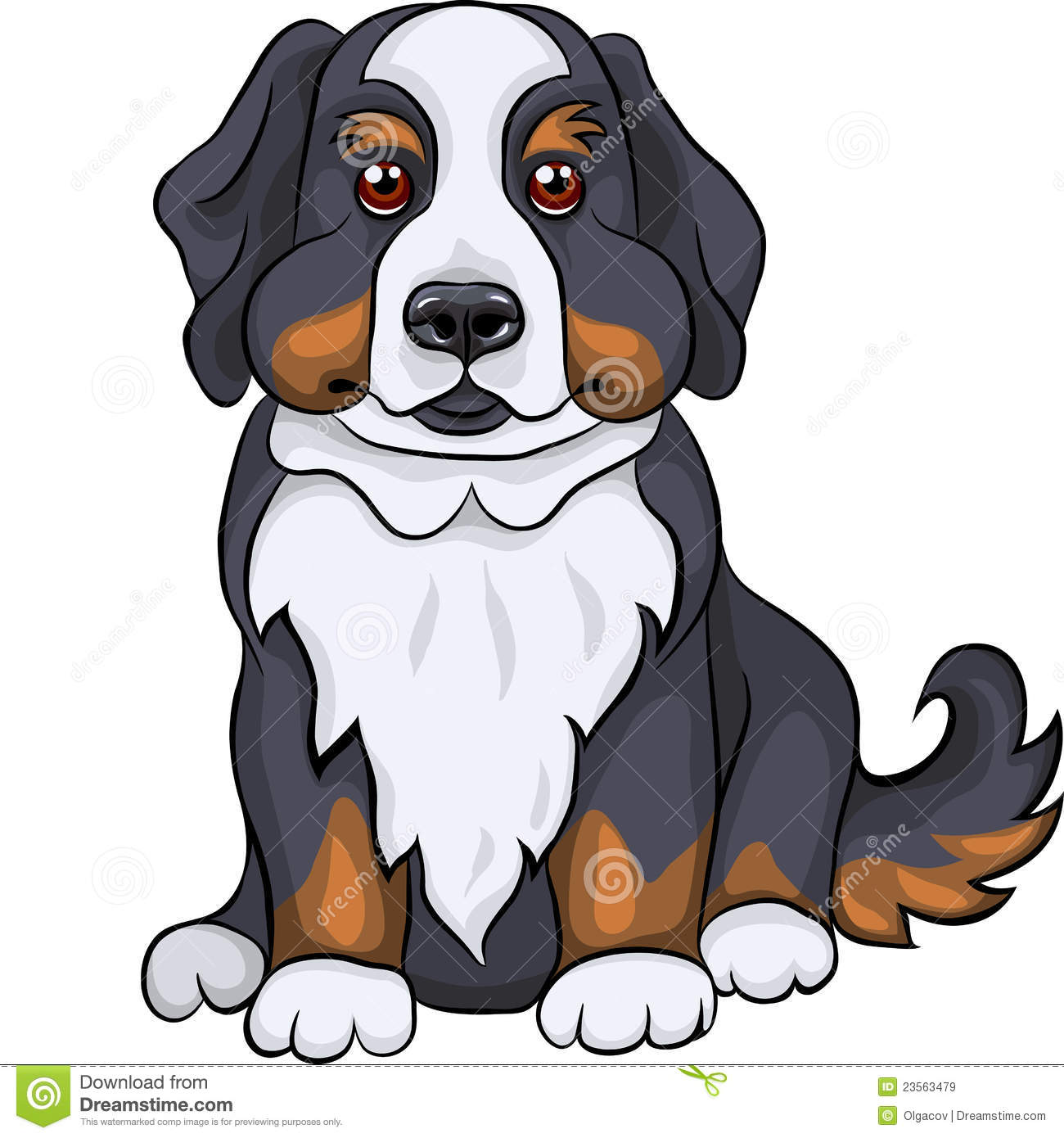 Royalty Free Stock Images Vector Cute Bernese Mountain Dog Puppy Smiles Image23563479 besides Stock Images Cat Dog Image24904094 together with Paw Prints Clipart together with  likewise Last measurements 3. on dog drawings to print