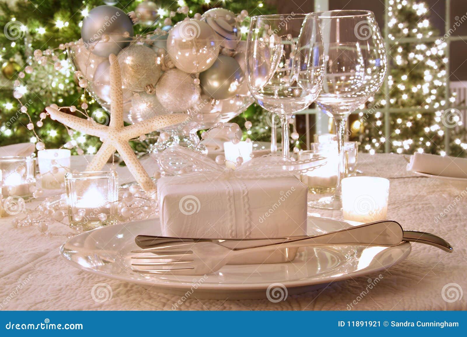 Vector de cena elegante encendido del día de fiesta