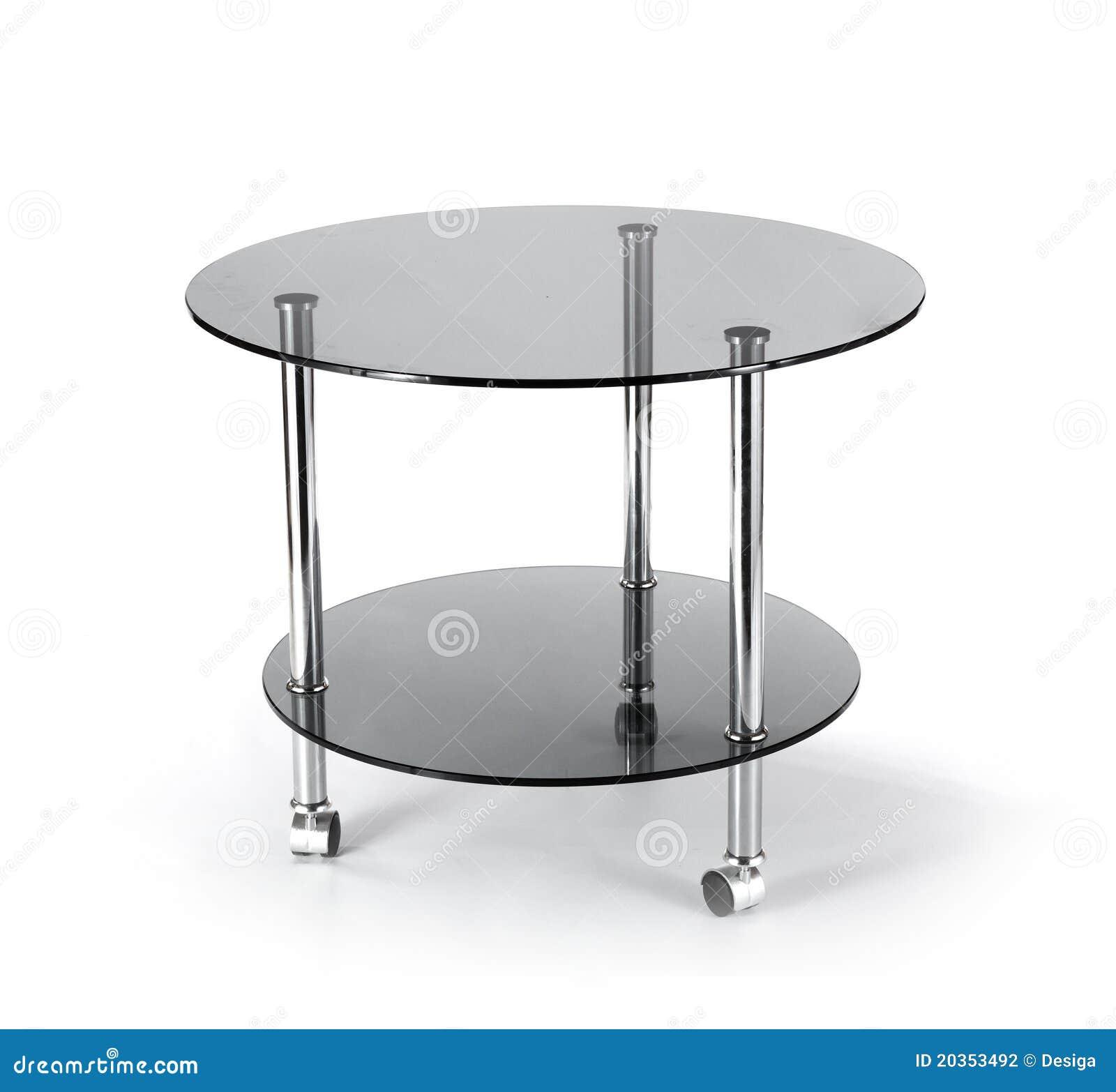 Vector de cristal moderno