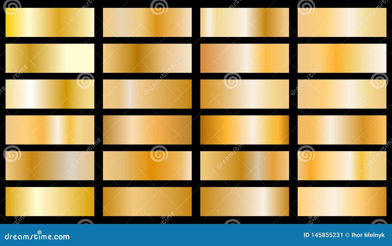 Vector de la textura del fondo del oro